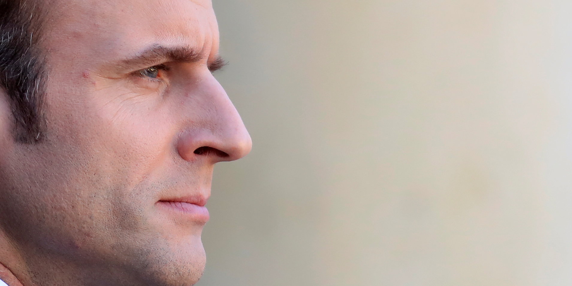 La popularité de Macron s'enraye