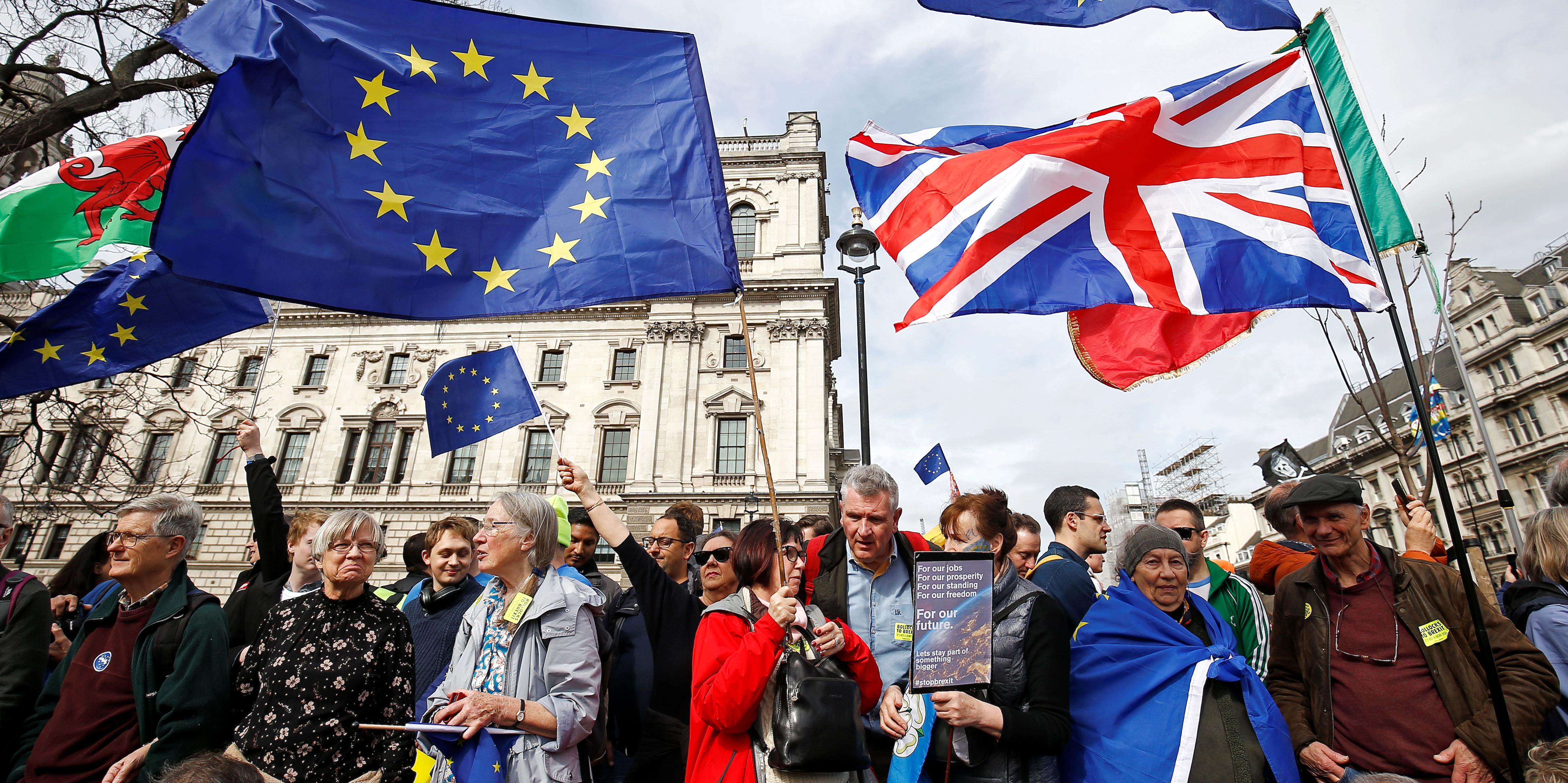 """Brexit: l'Union européenne anticipe le pire mais se dit prête à un """"No Deal"""""""
