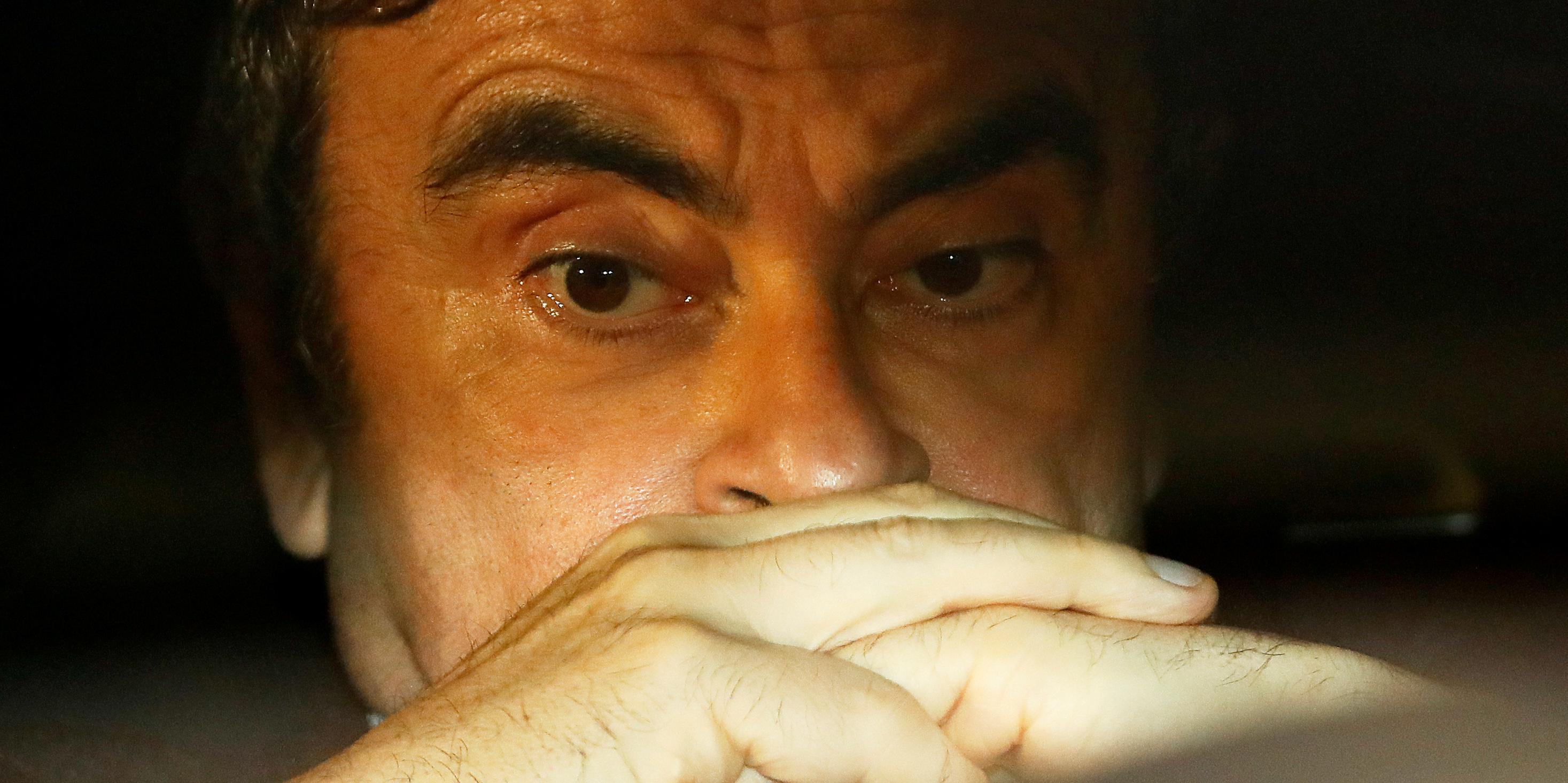 Carlos Ghosn est sorti de prison sous de très strictes conditions