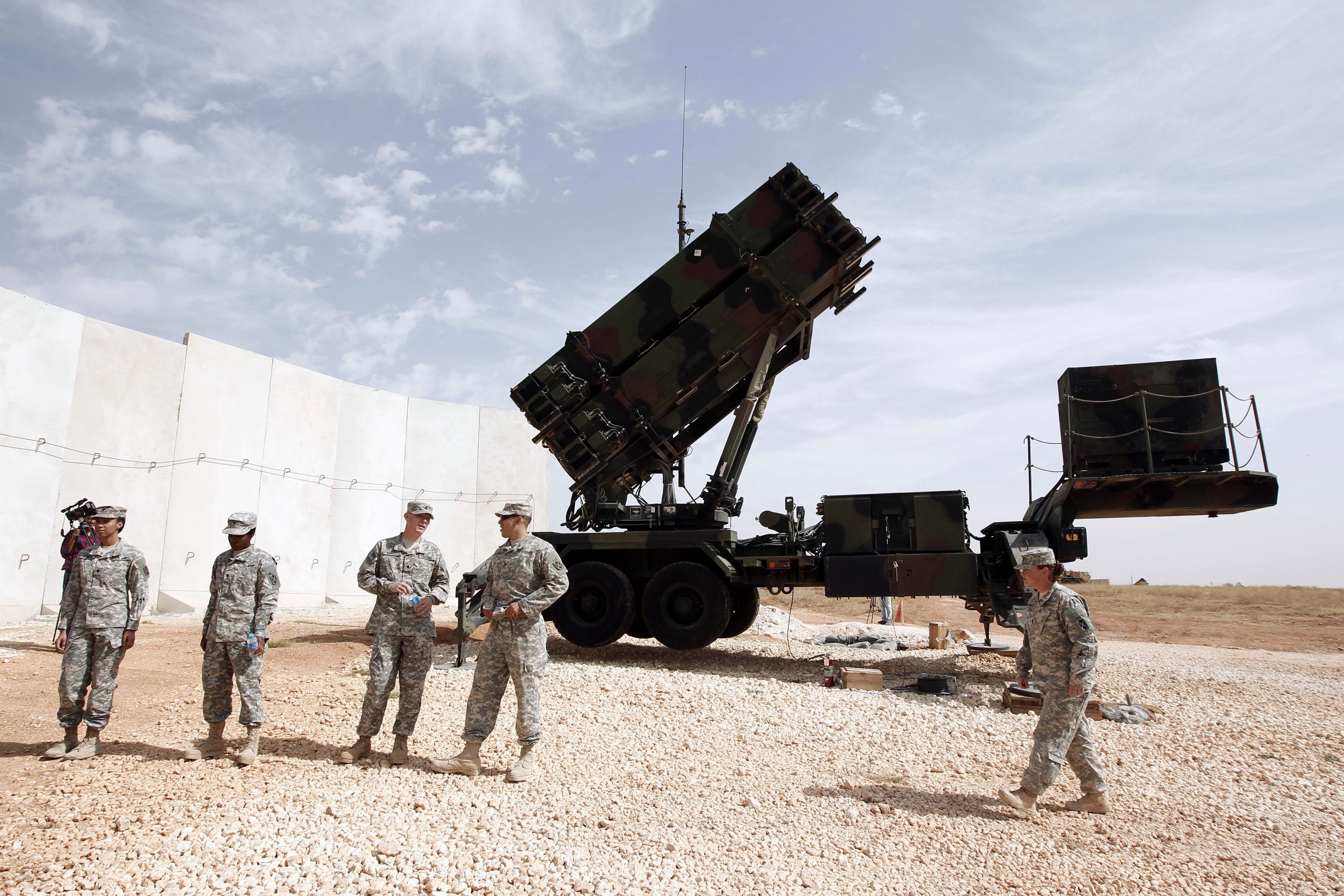 L'Allemagne s'offre deux nouveaux lots de missiles américains Patriot et AGM-88