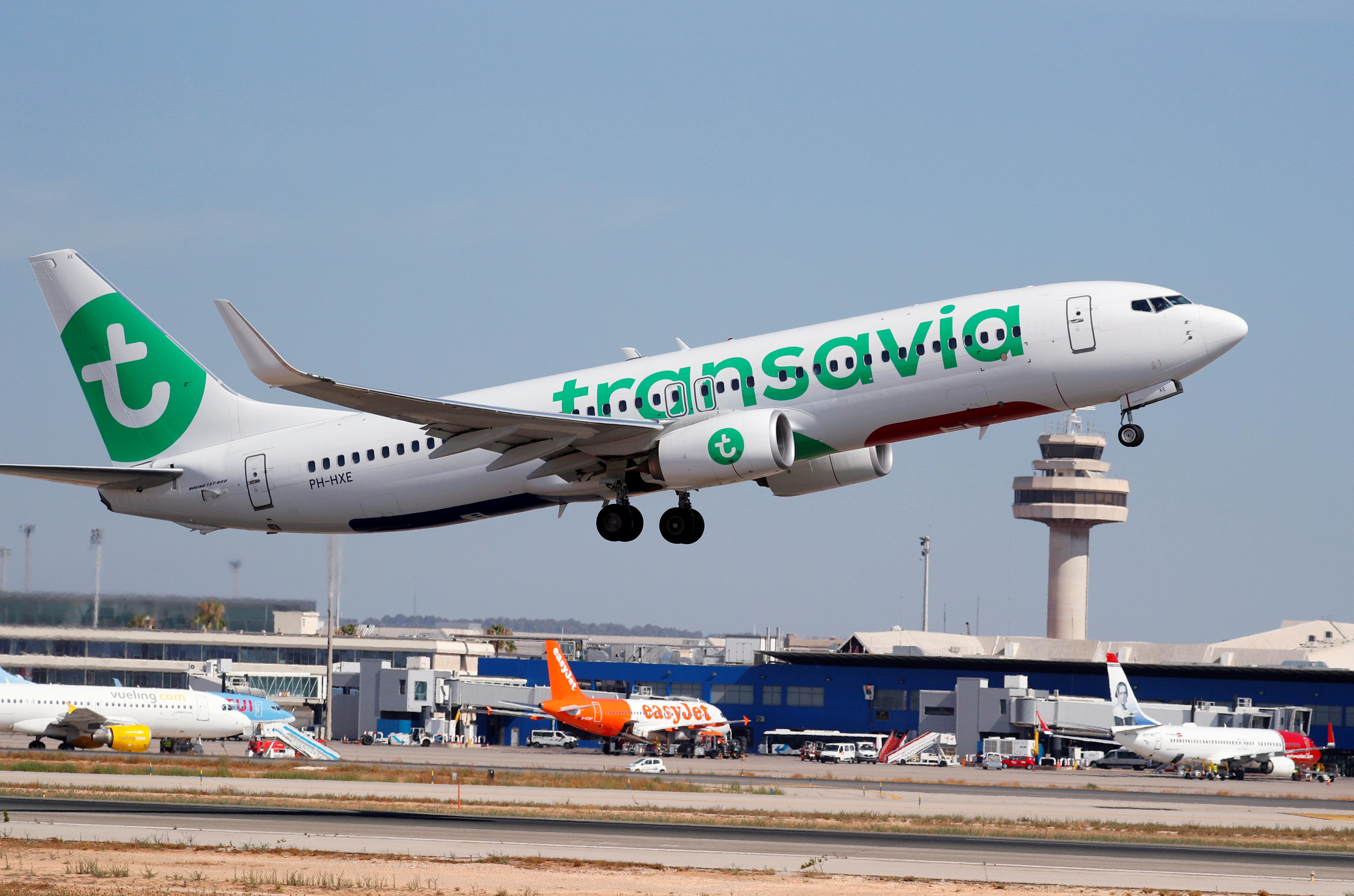 Transavia prévoit un plan de développement massif l'été prochain