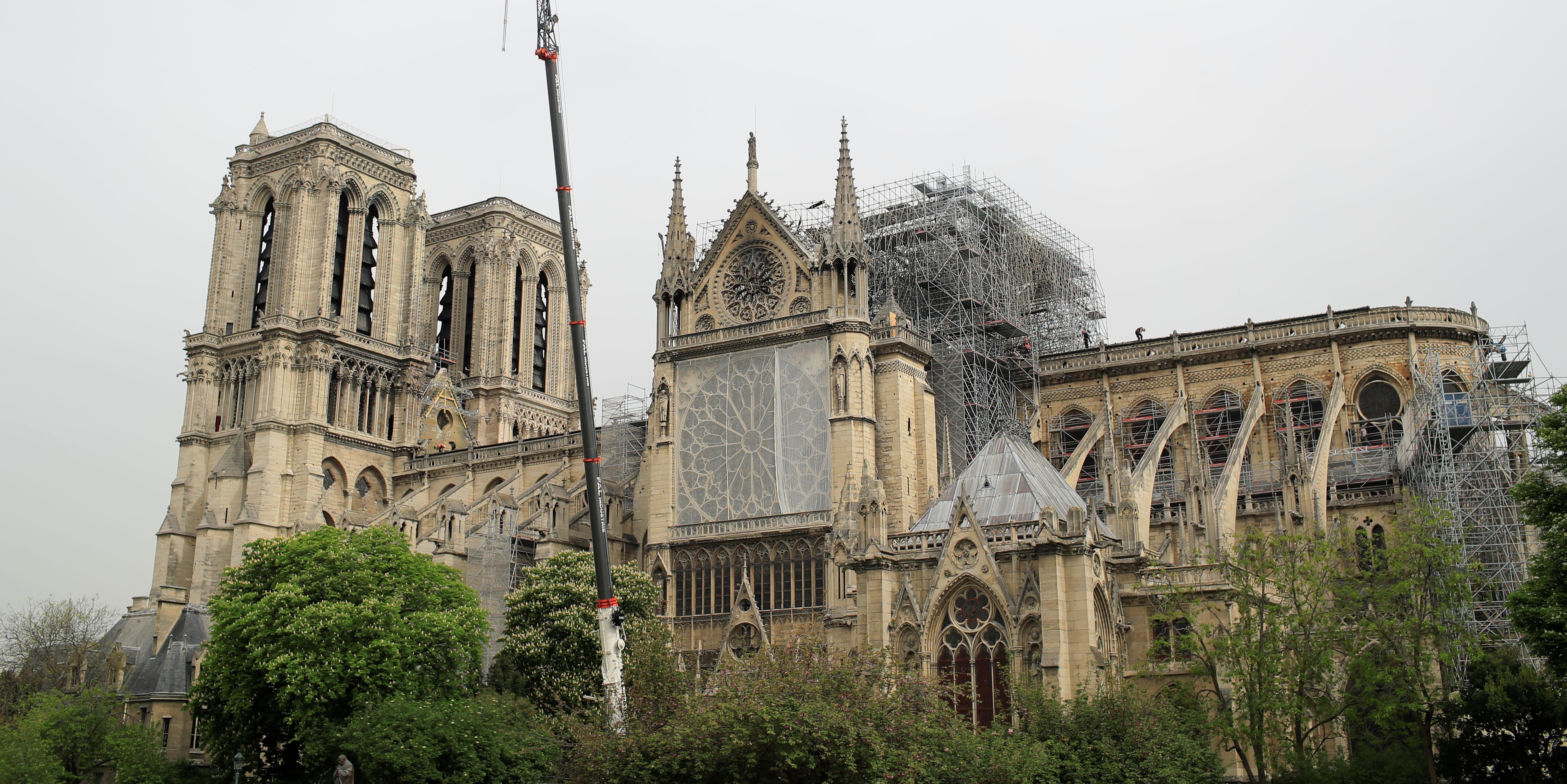 Versement des dons pour Notre-Dame : le compte n'y est pas (du tout)