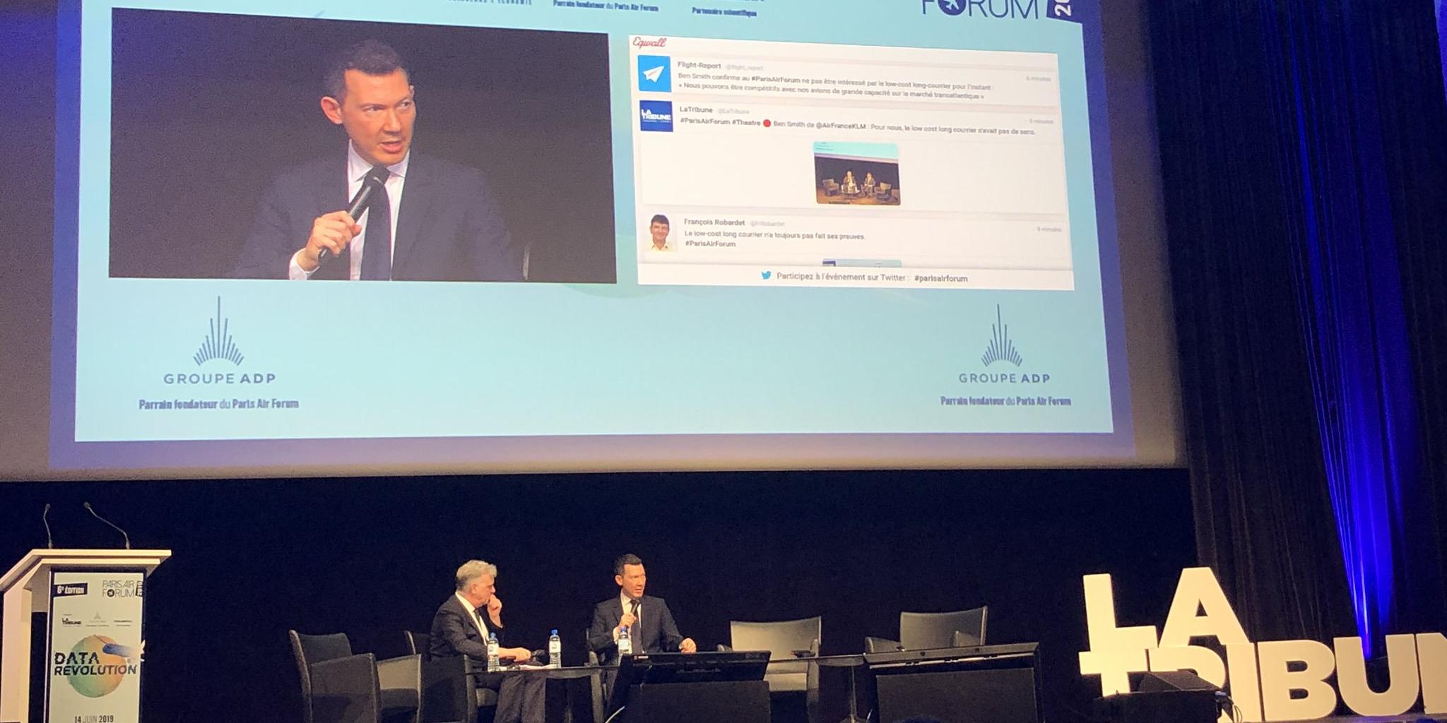 Air France-KLM : Ben Smith veut être aussi rentable que Lufthansa et IAG