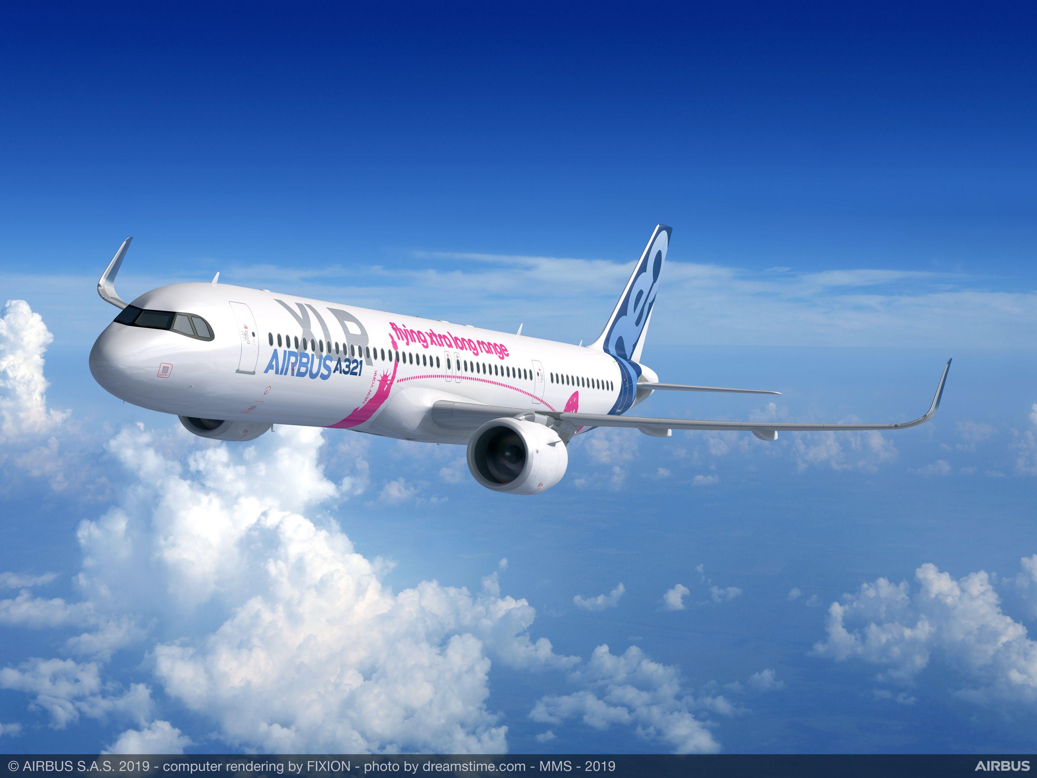 L'A321 XLR, le « game-changer » d'Airbus débute sa carrière en fanfare au Salon du Bourget