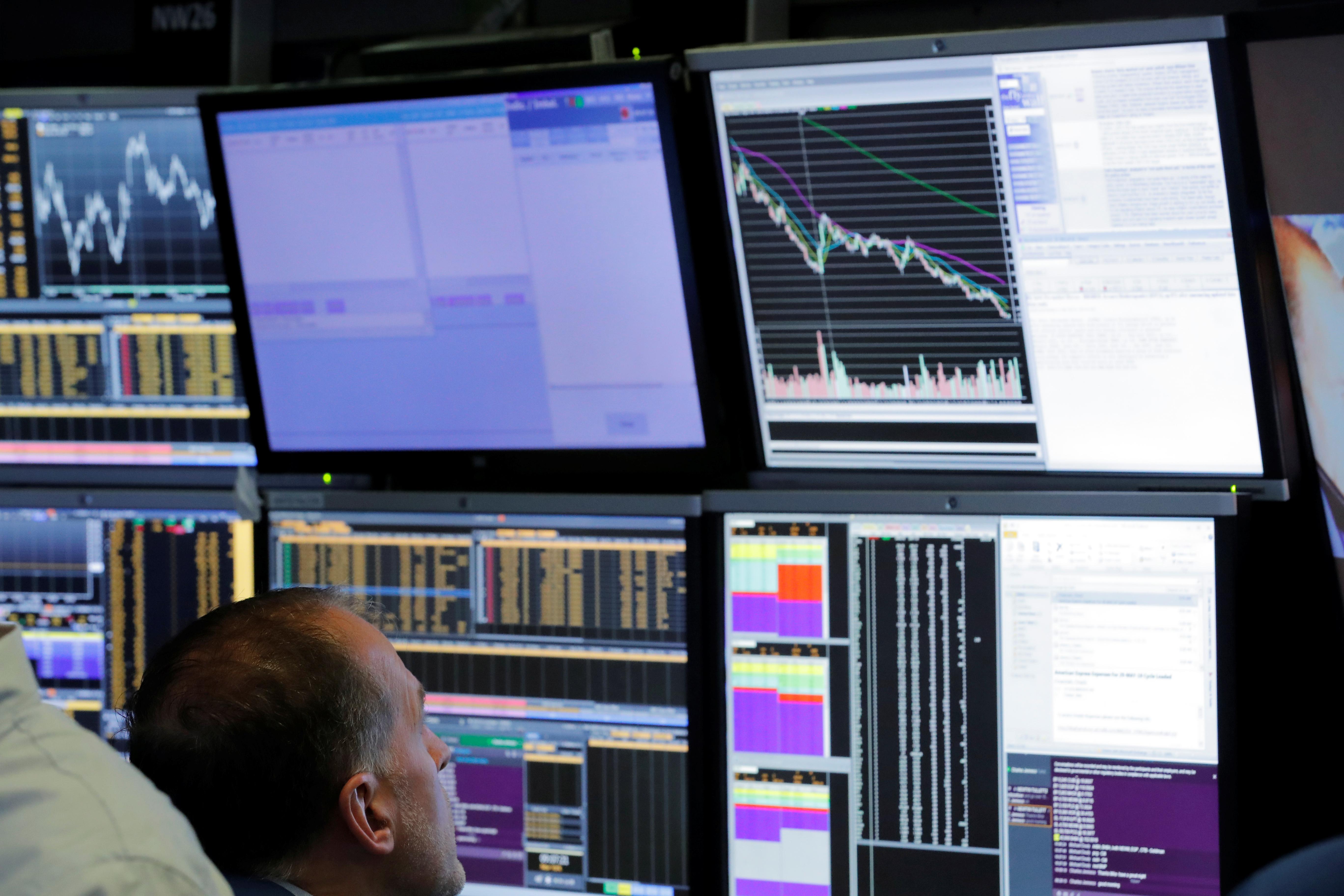 DIRECT Coronavirus : Les marchés européens de nouveau inquiets, le CAC 40 ouvre en baisse