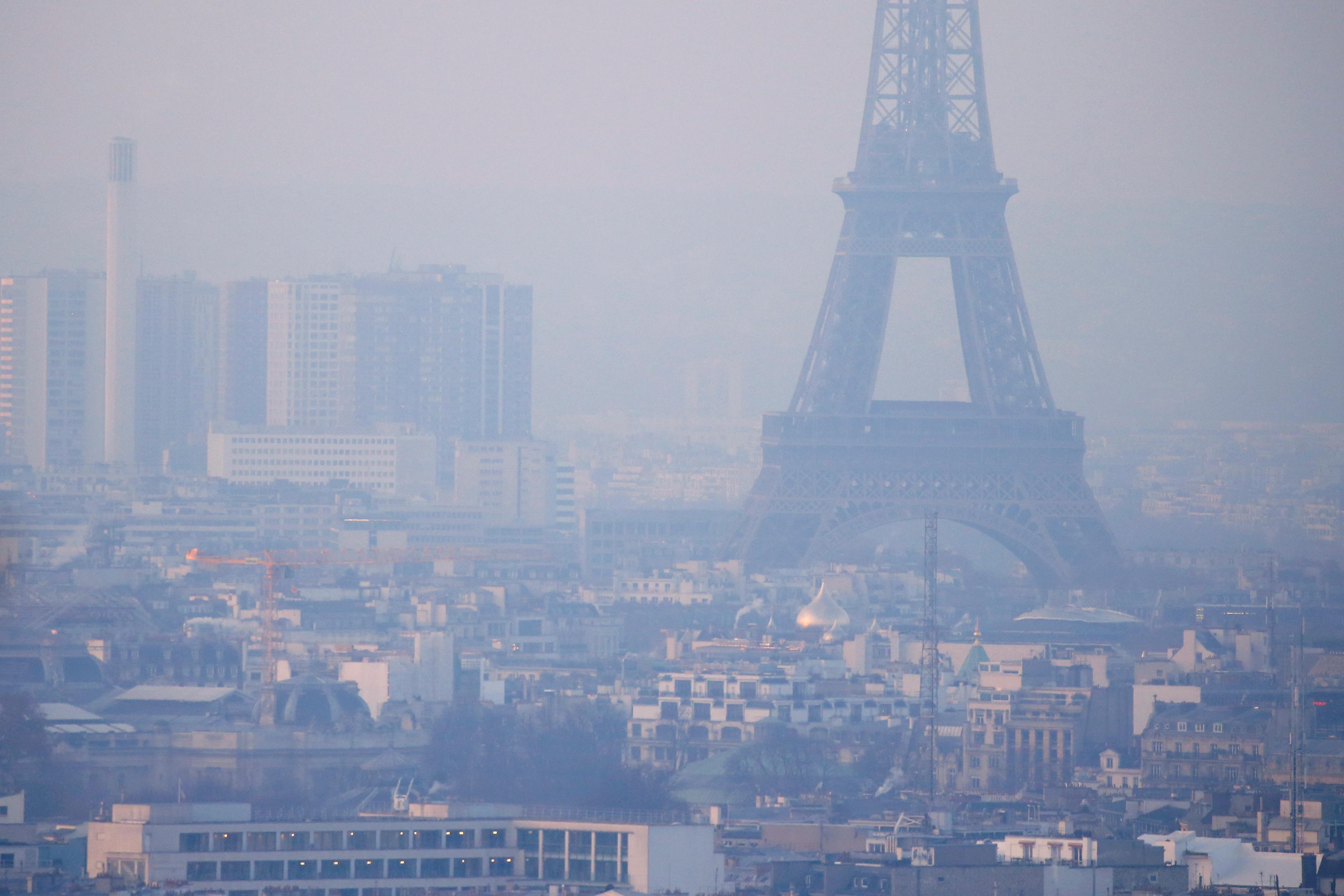En France aussi, le confinement a un impact positif sur la pollution de l'air