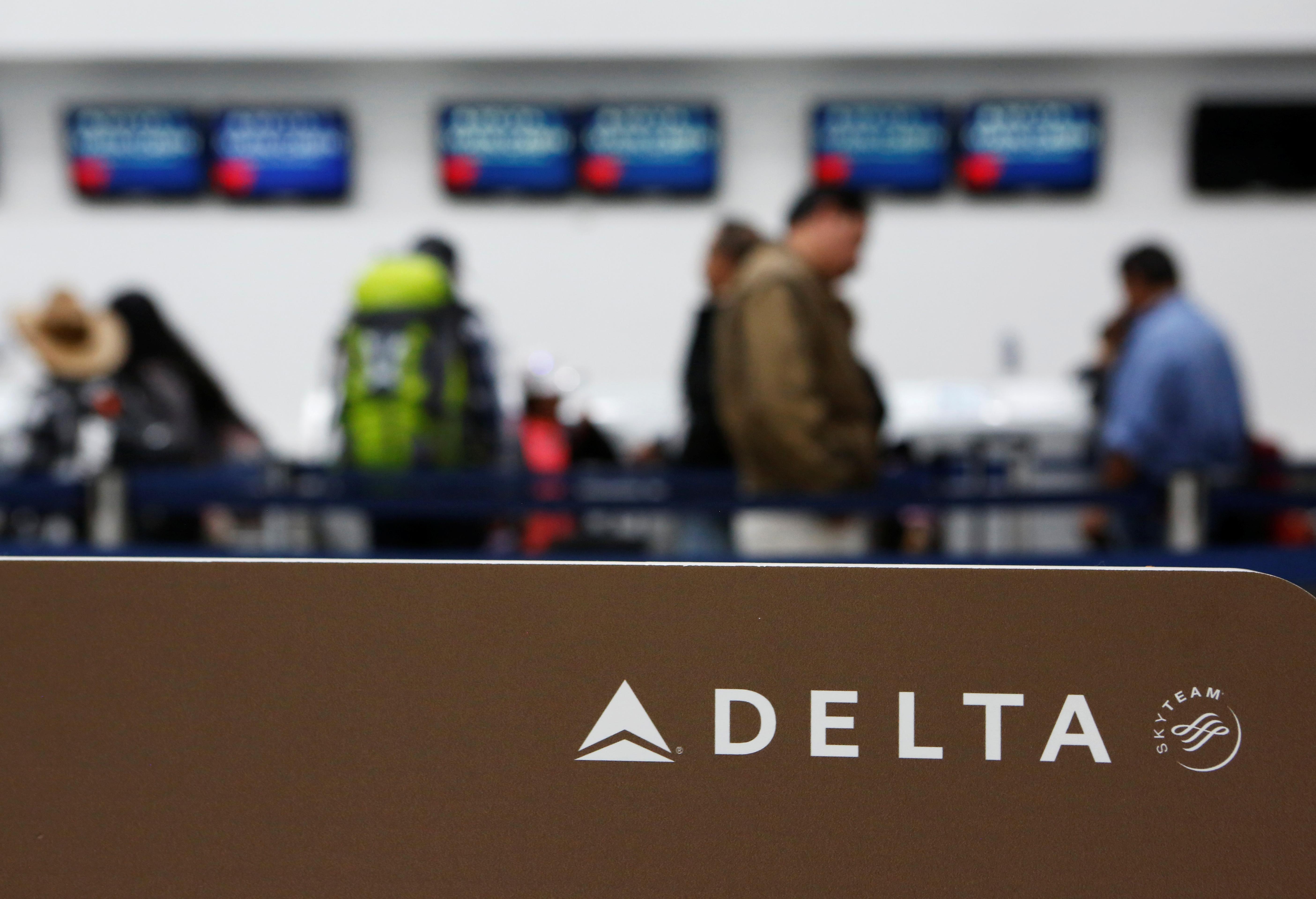 Delta Air Lines table sur une chute de 90% de son chiffre d'affaires au second trimestre