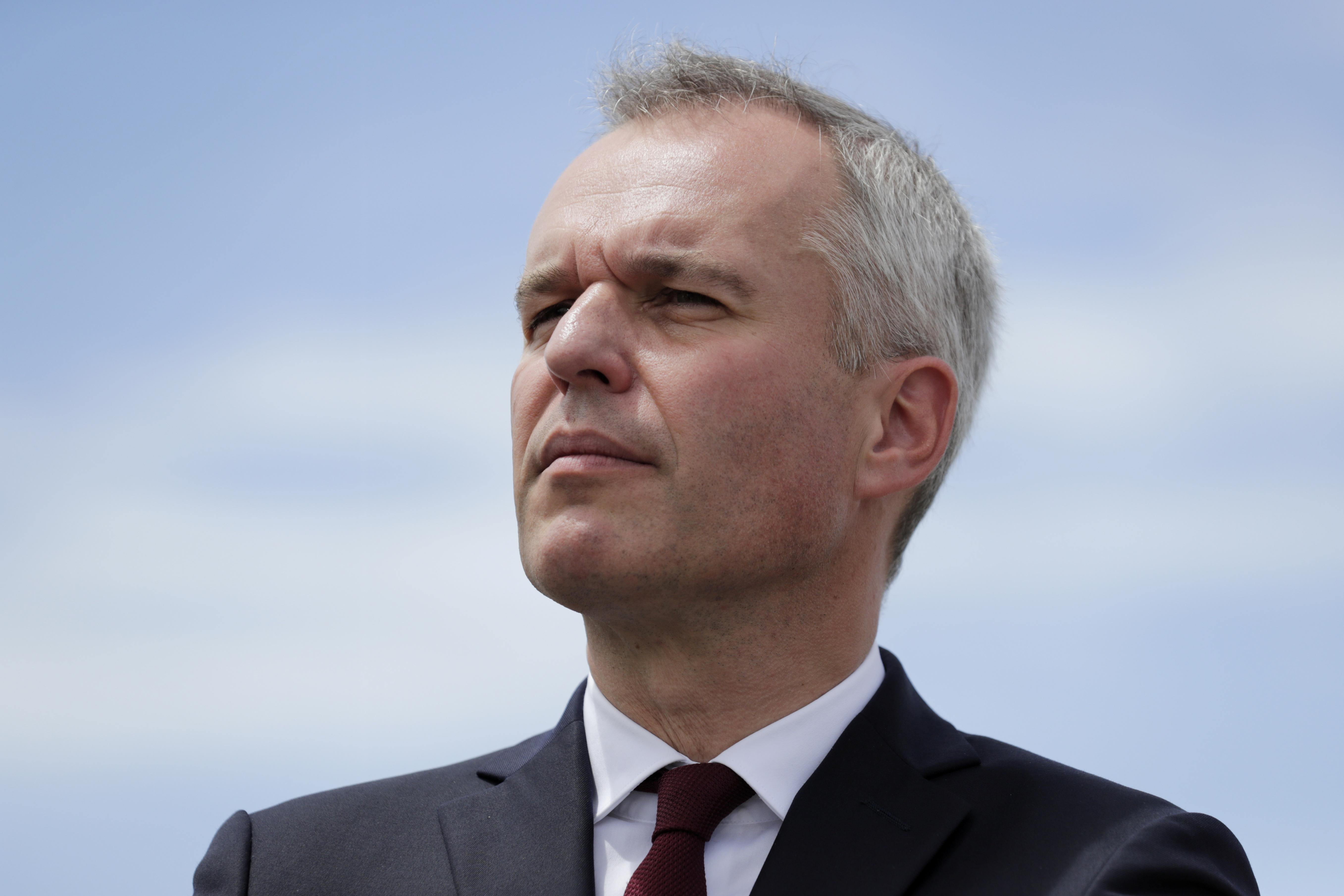 François de Rugy, numéro deux du gouvernement, a démissionné