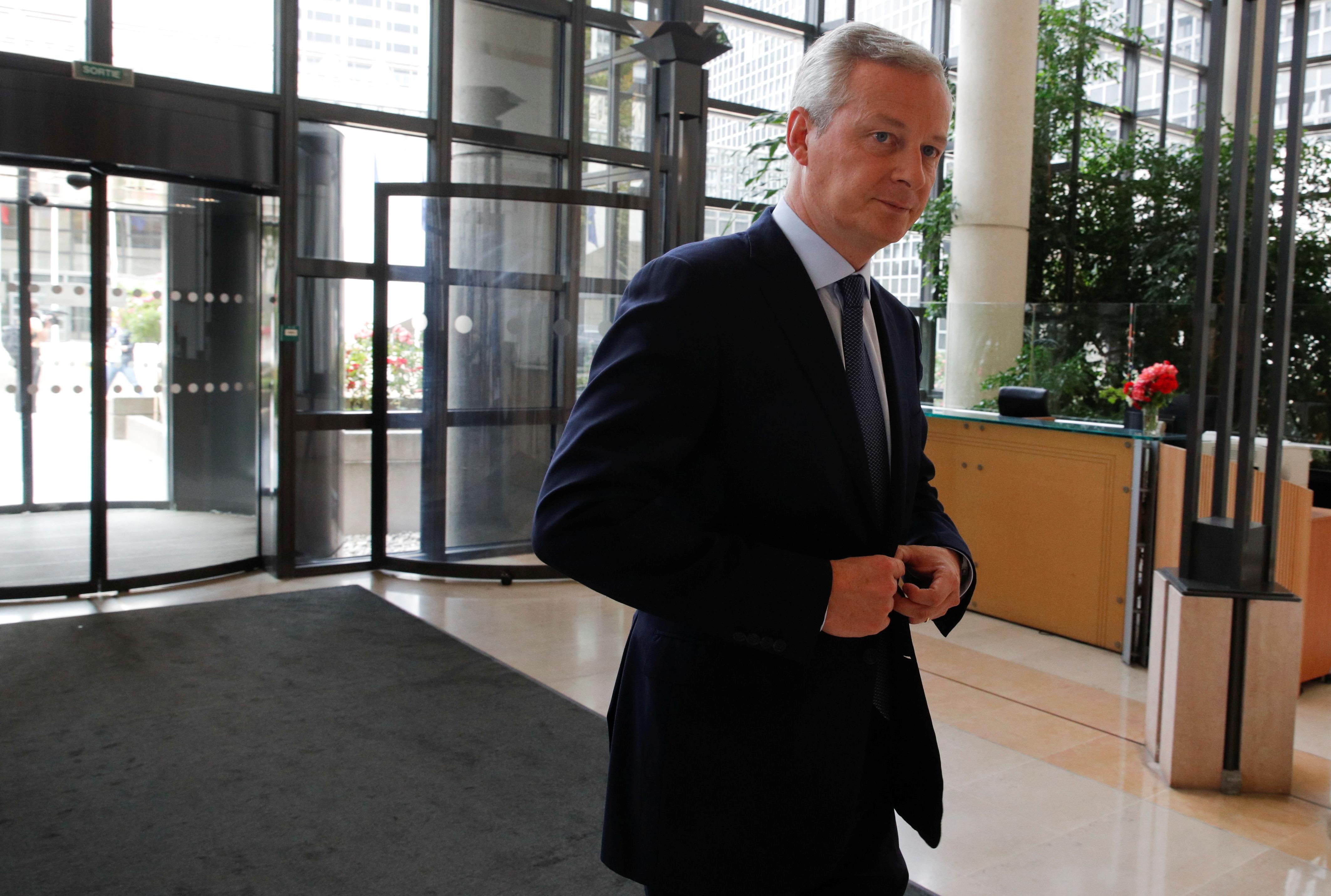 Taxe Gafa : Bruno Le Maire répond aux menaces de Donald Trump