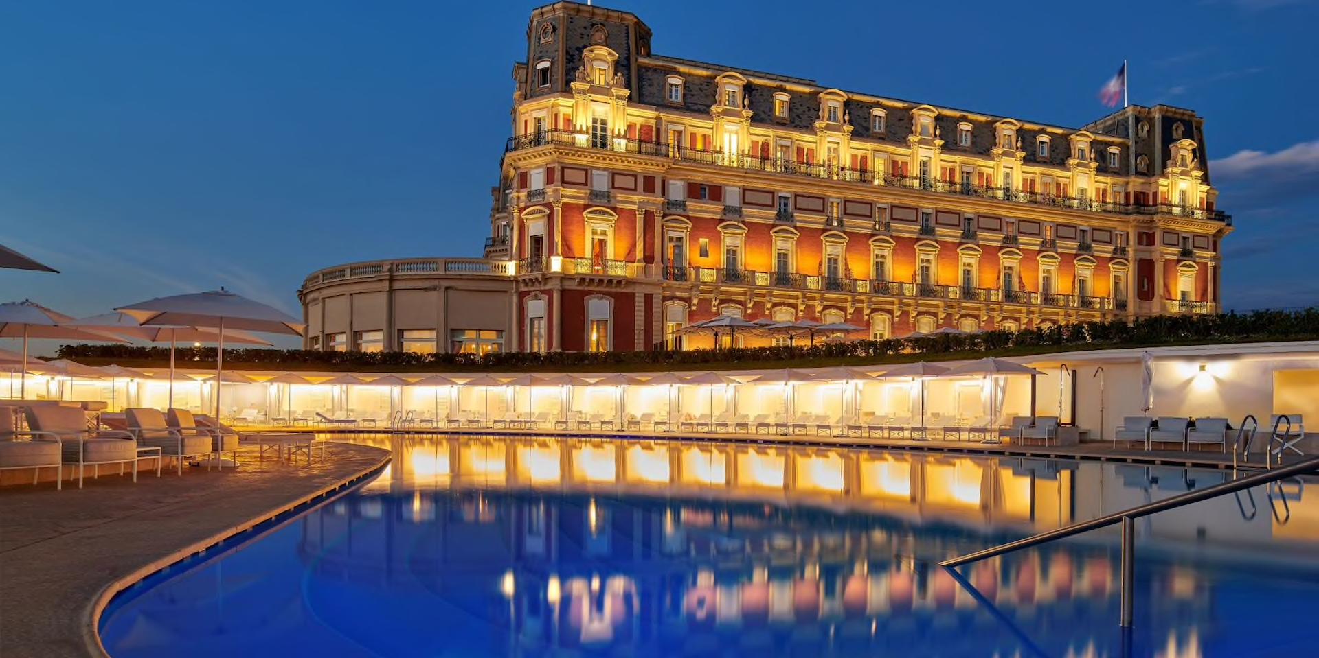 A Biarritz, qui a payé le lifting de 60 millions d'euros du palace accueillant le G7 ?
