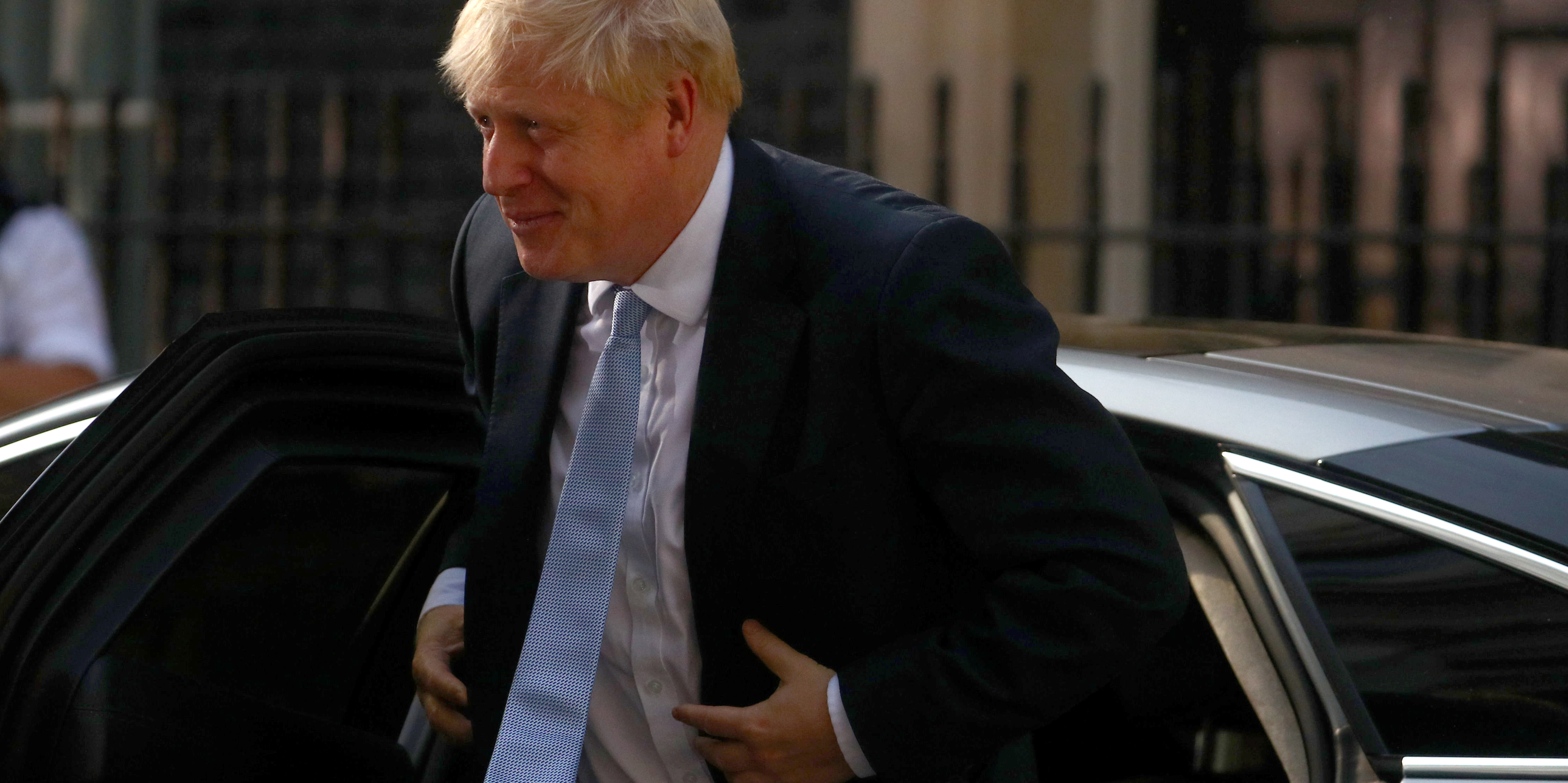 Boris Johnson rend visite à Macron, l'accueil risque d'être frais