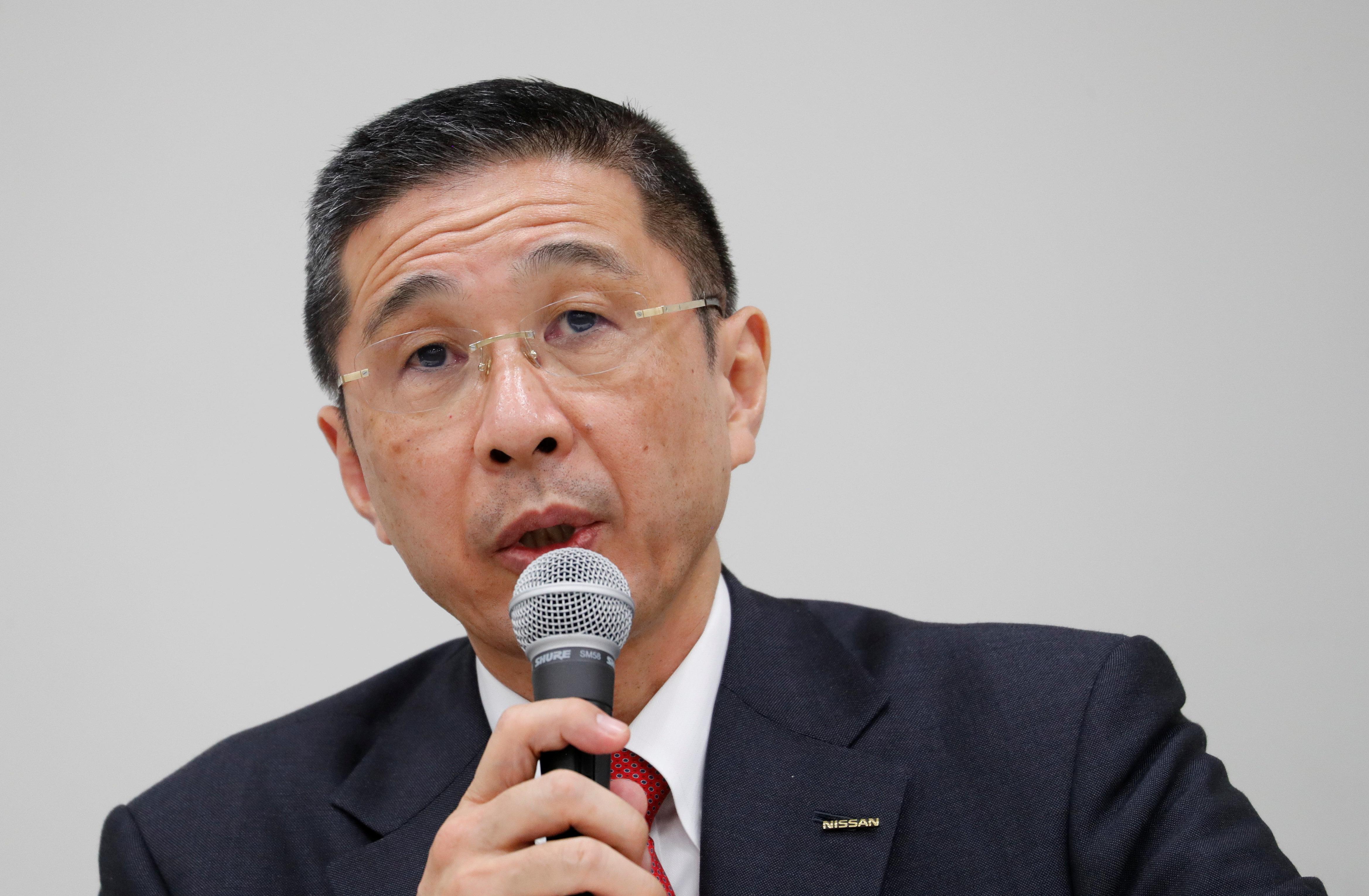 Après Carlos Ghosn, le patron de Nissan rattrapé par une affaire de rémunération
