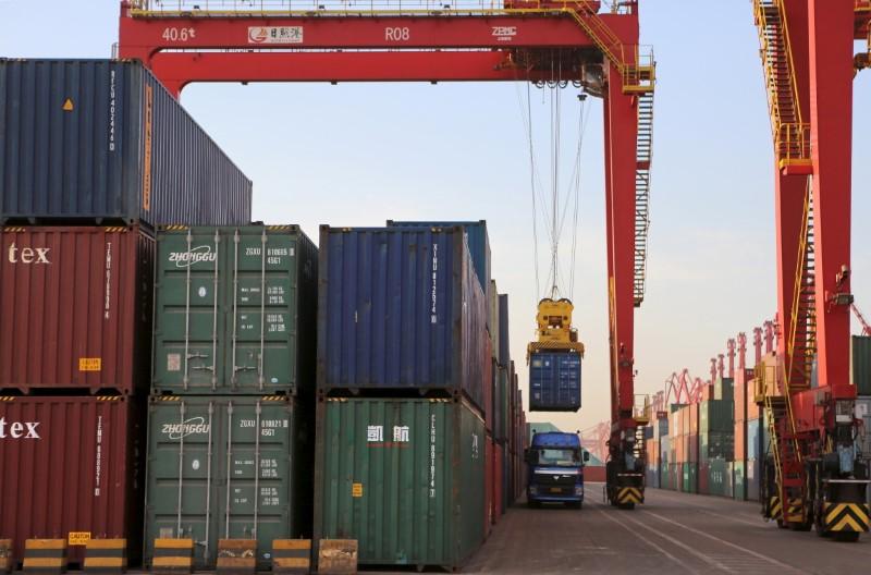 La guerre commerciale de Triump commence à peser sur la Chine
