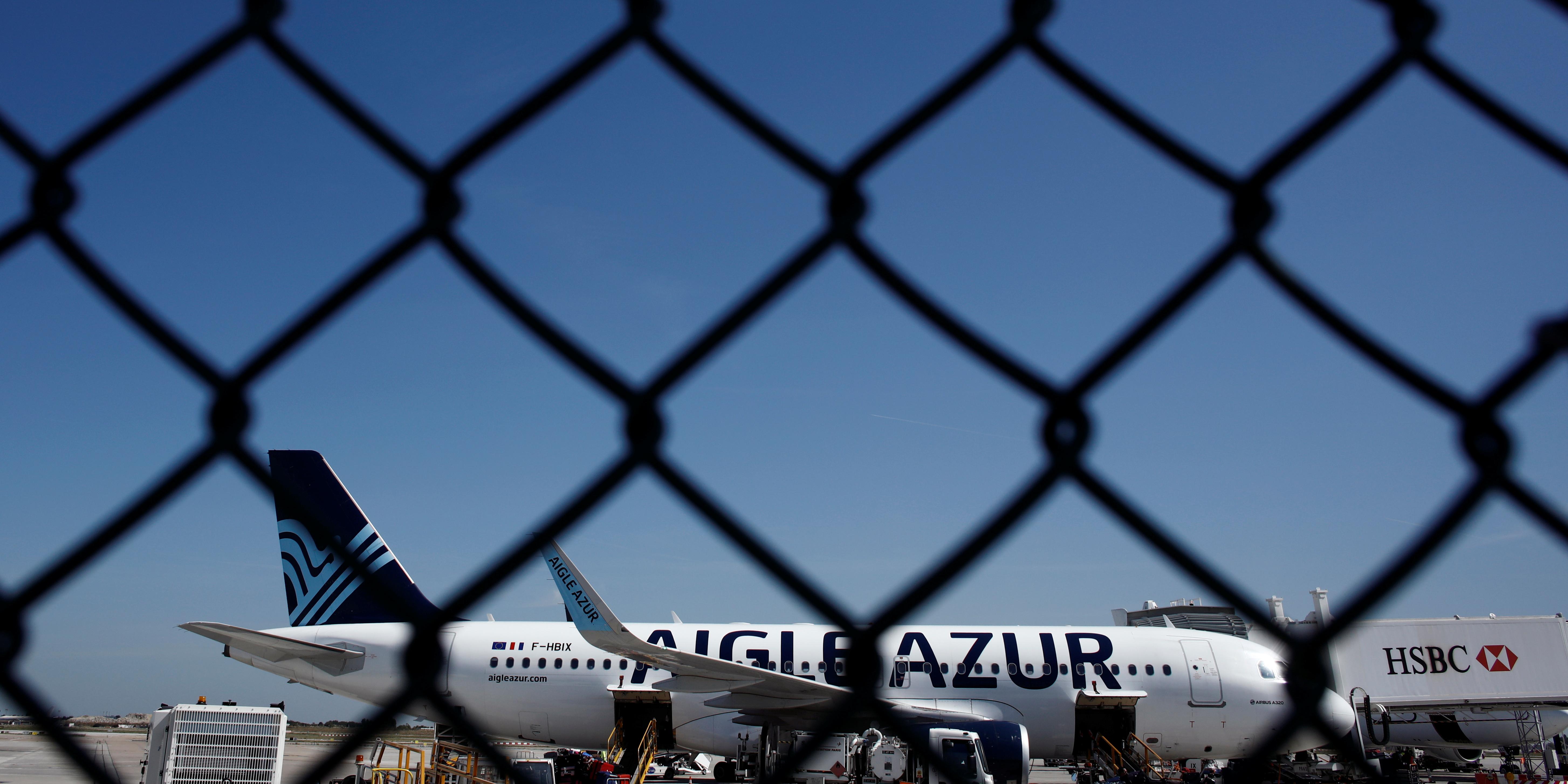 Aigle Azur placée en liquidation