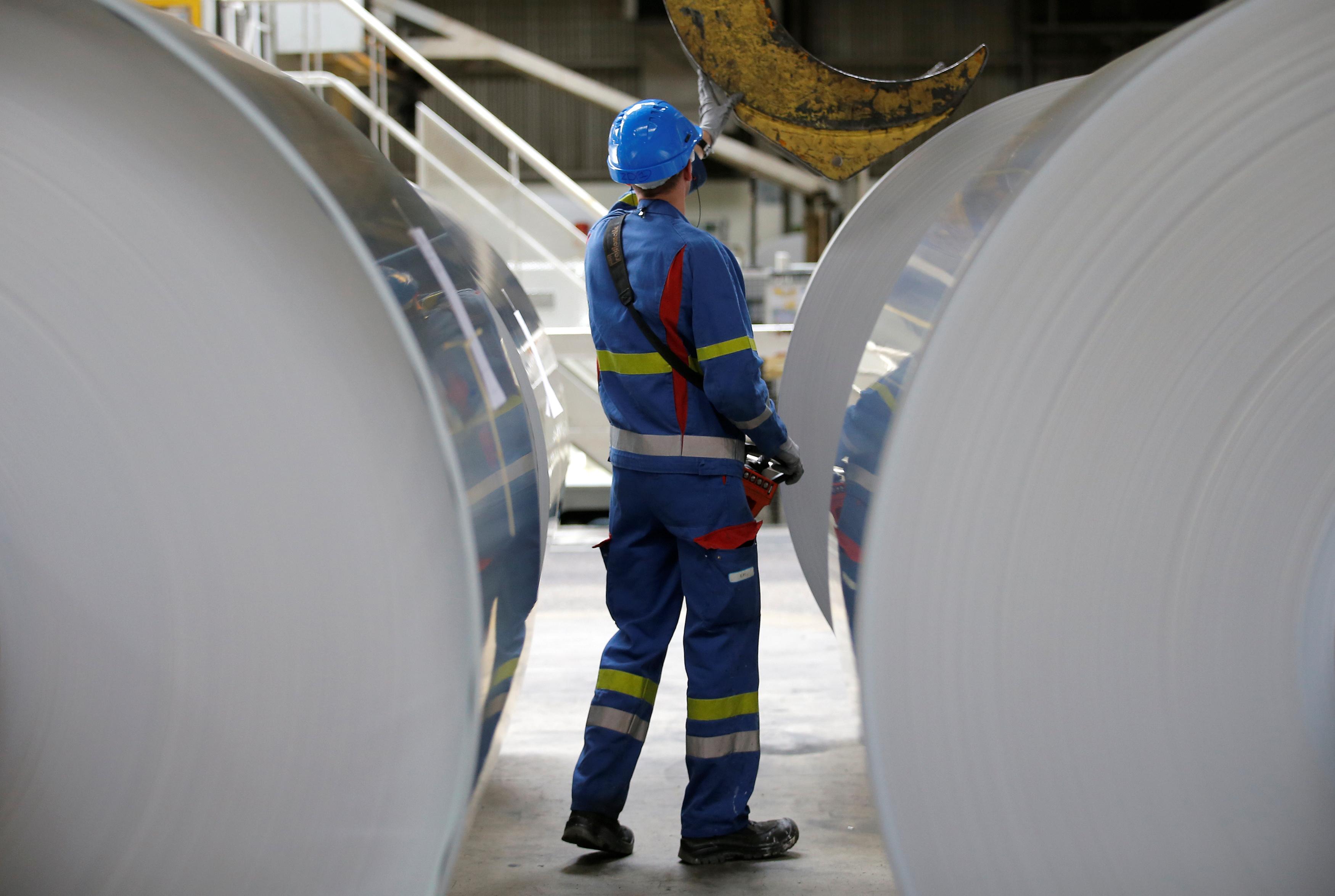 Le ralentissement de l'industrie plombe l'intérim