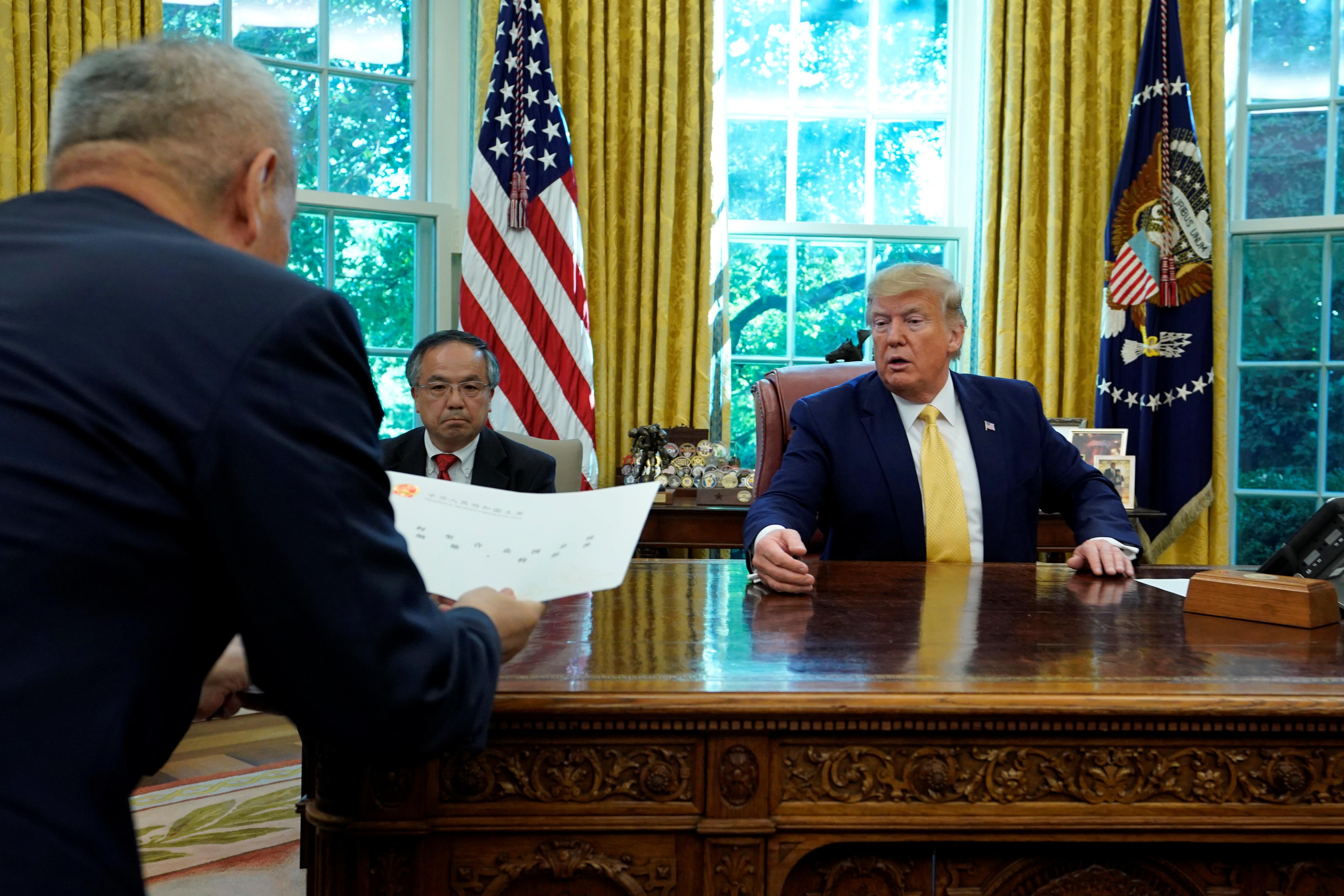Ce qu'il faut retenir de l'accord commercial partiel Chine-Etats-Unis