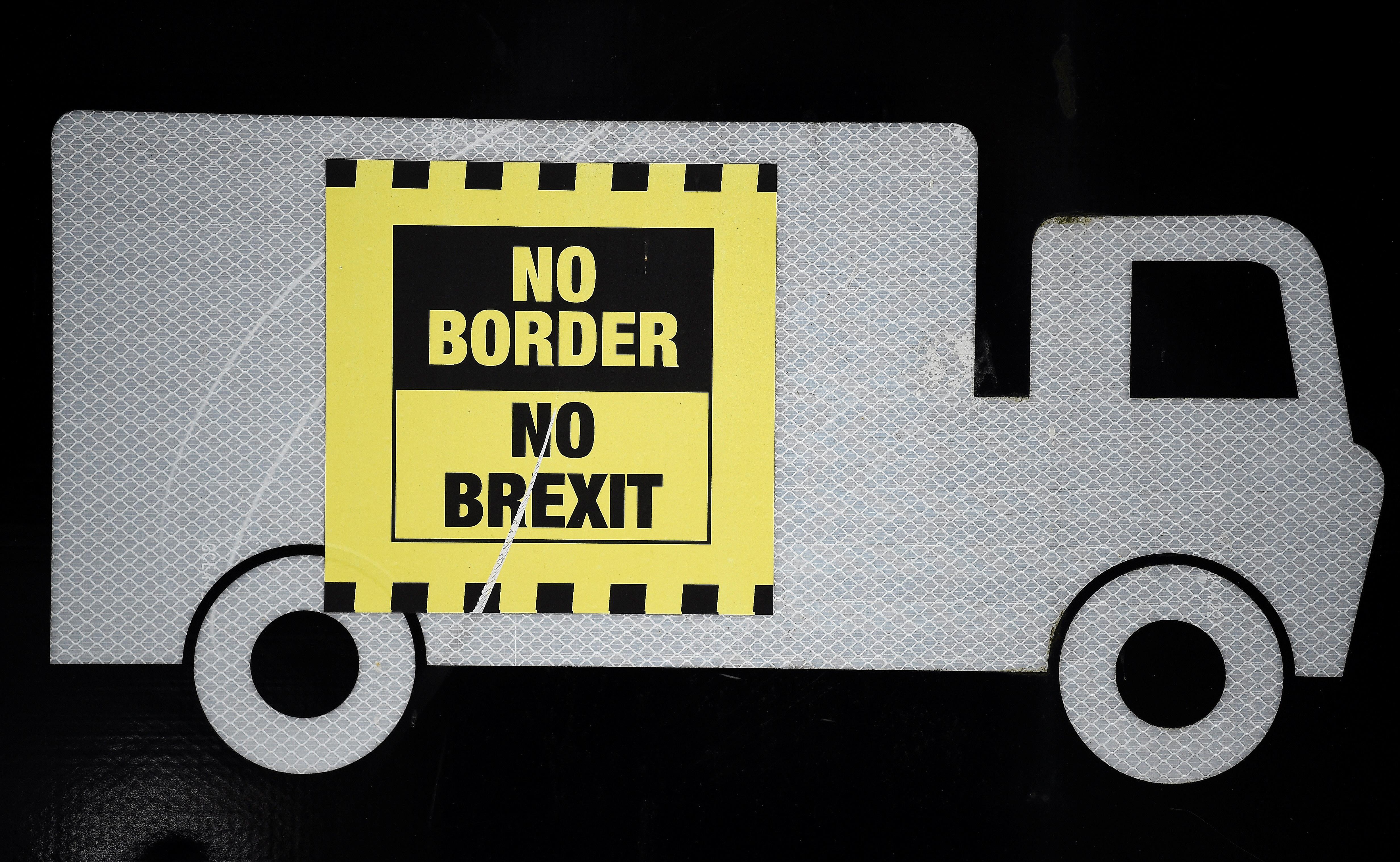 Brexit: accord possible avec Londres mais ça coince toujours avec la frontière nord-irlandaise