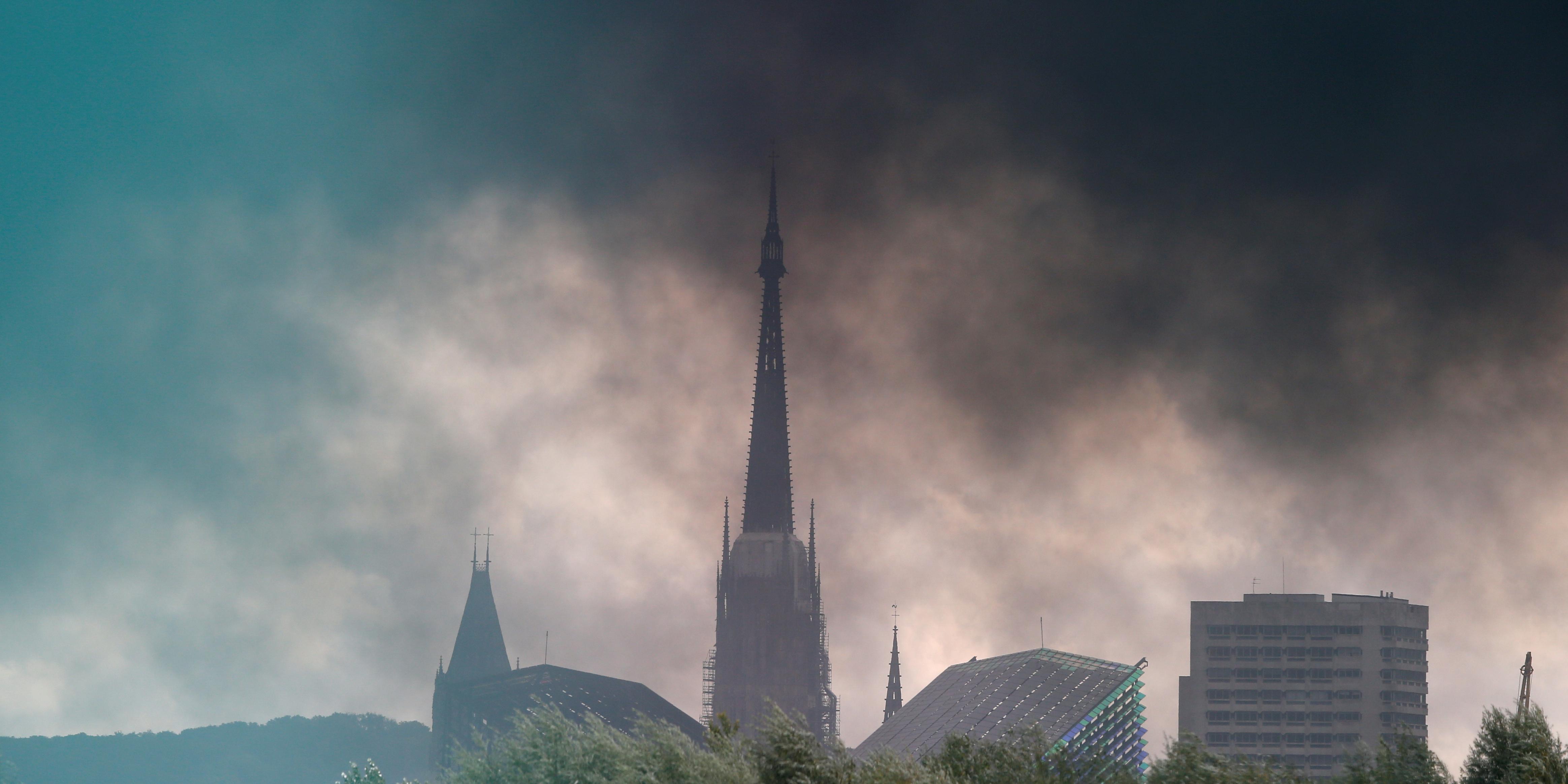 D'AZF à Rouen, des autorités dépassées par la « société du risque »