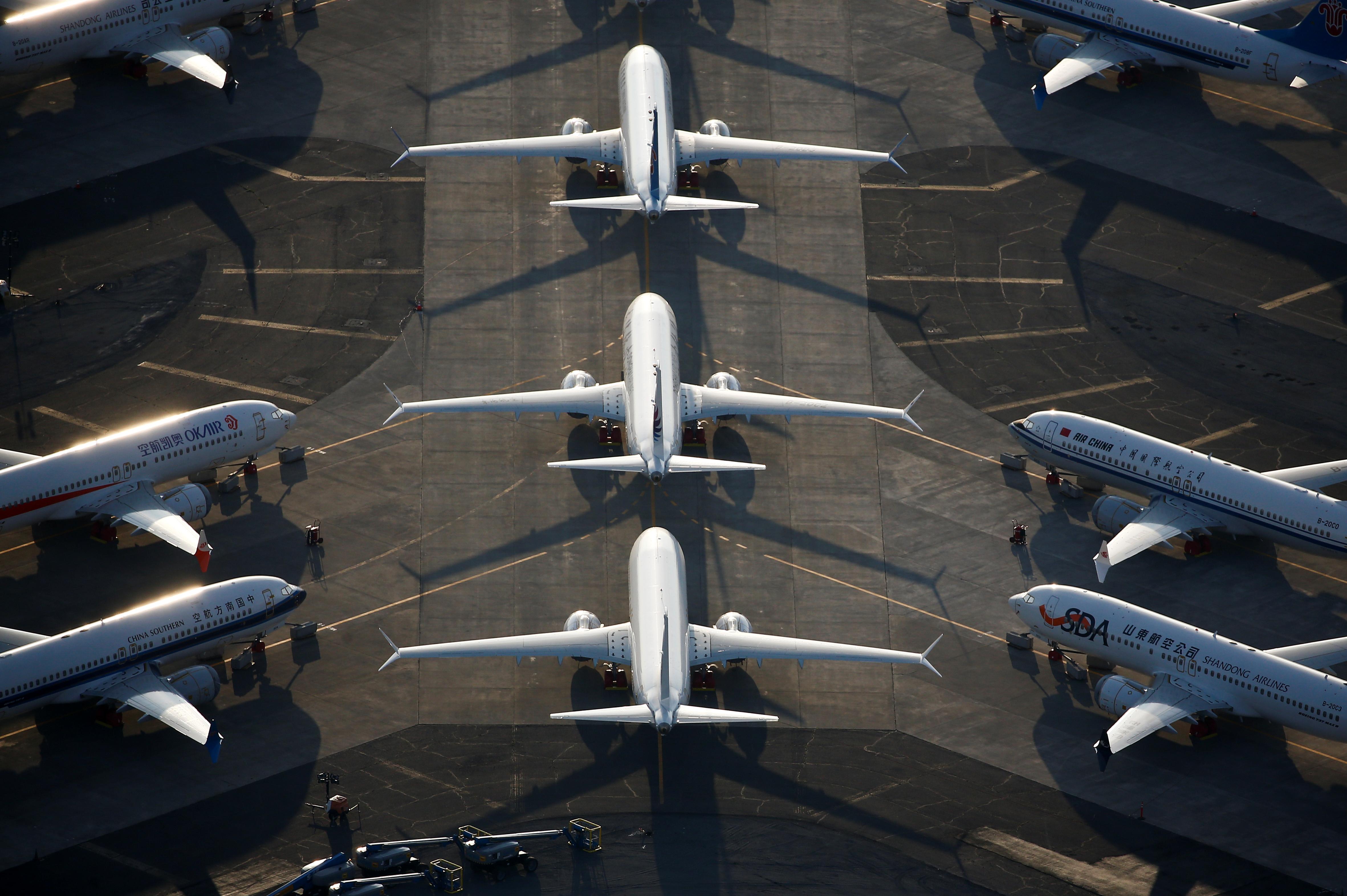 Le spectre des annulations ou reports de commandes plane sur Boeing et Airbus