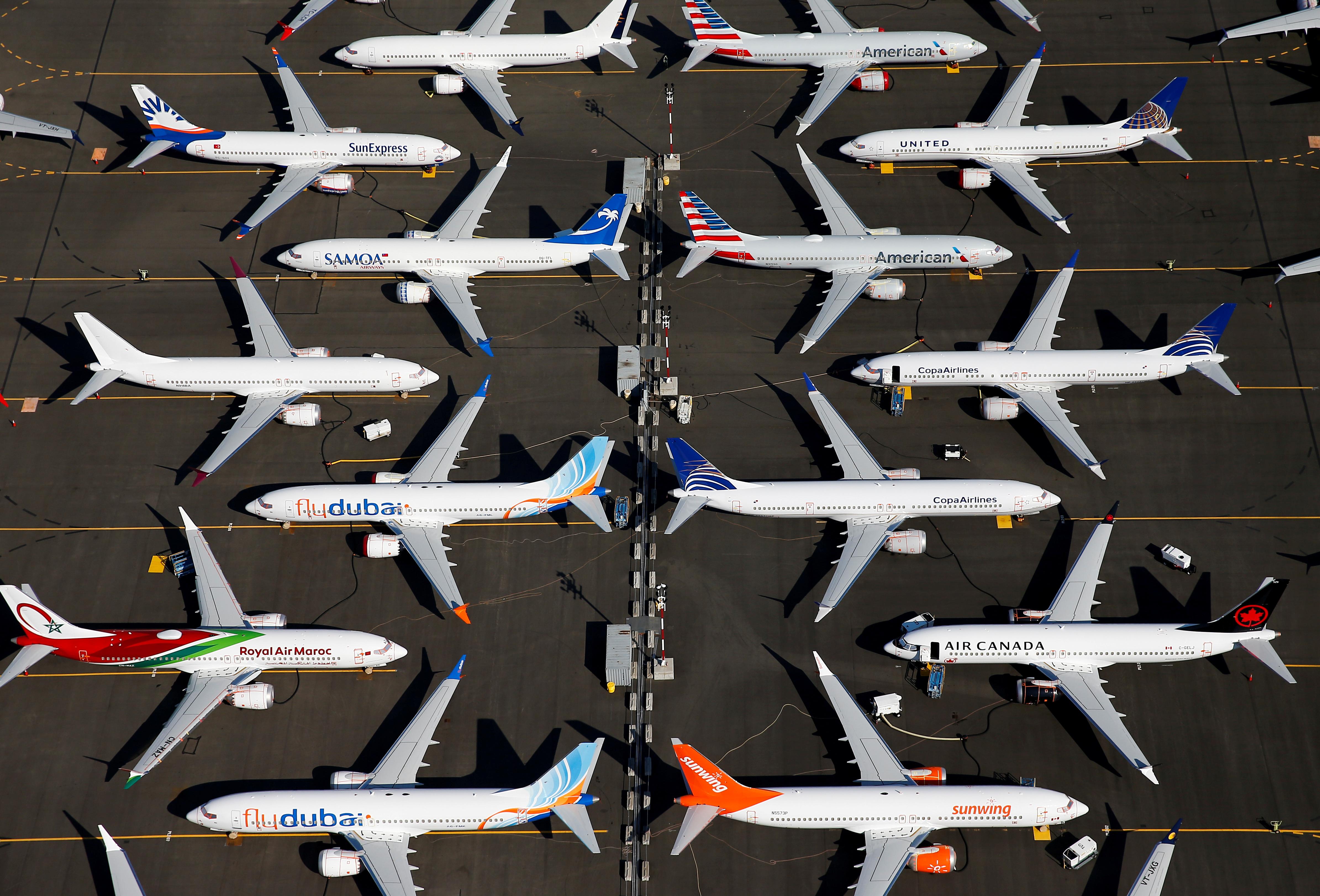Boeing coupent les têtes avec la crise du du 737 MAX, de plus en plus haut...