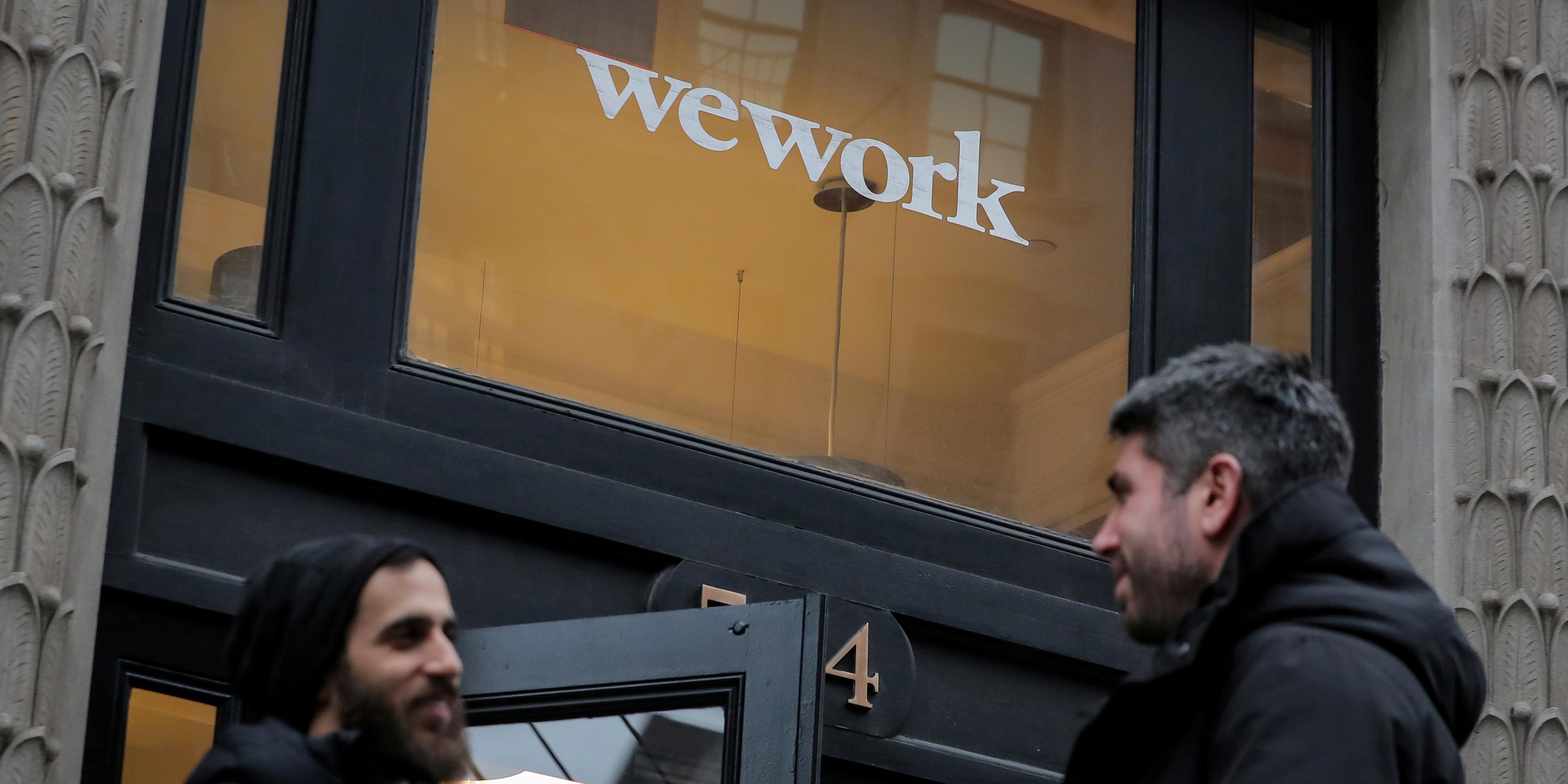 WeWork sauvé par Softbank, qui injecte 5 milliards de dollars