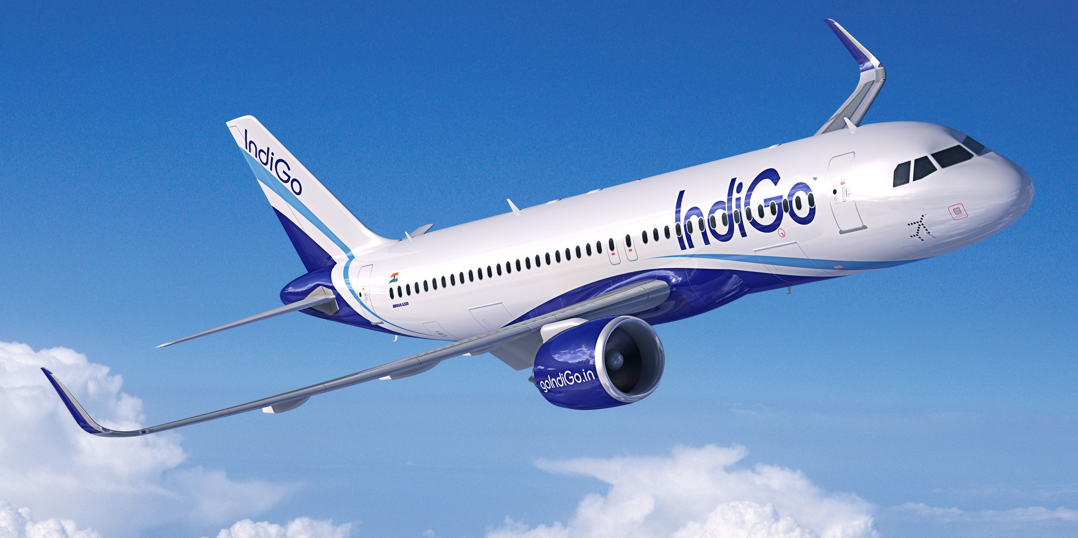 Airbus signe un méga-contrat de 300 A320neo avec la compagnie indienne IndiGo