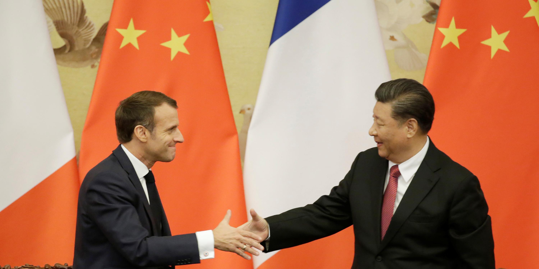 Du nucléaire au foie gras... tout sur les 15 milliards de contrats signés en Chine par Macron (...selon Pékin)