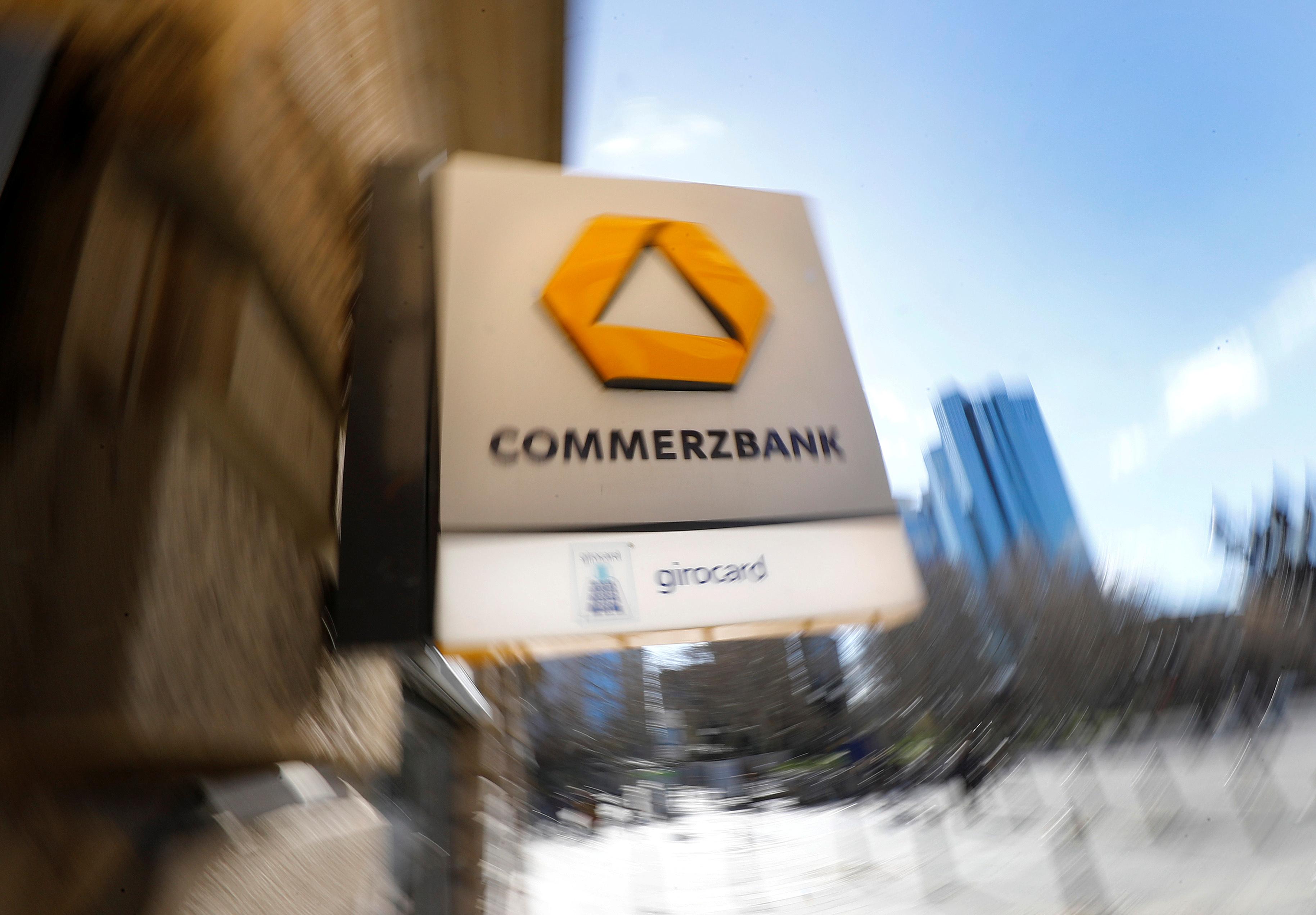 Allemagne : poussé vers la sortie, le patron de Commerzbank démissionne