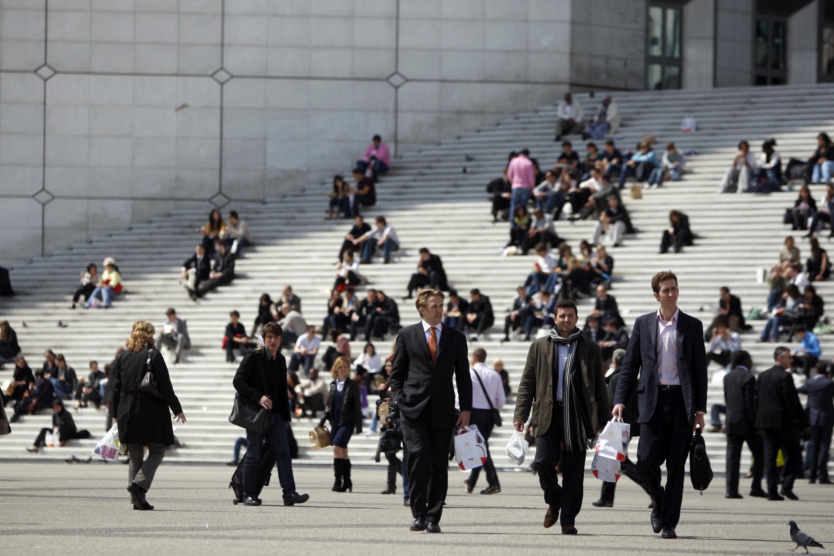 En 40 ans, le nombre de cadres a explosé et les femmes gagnent du terrain