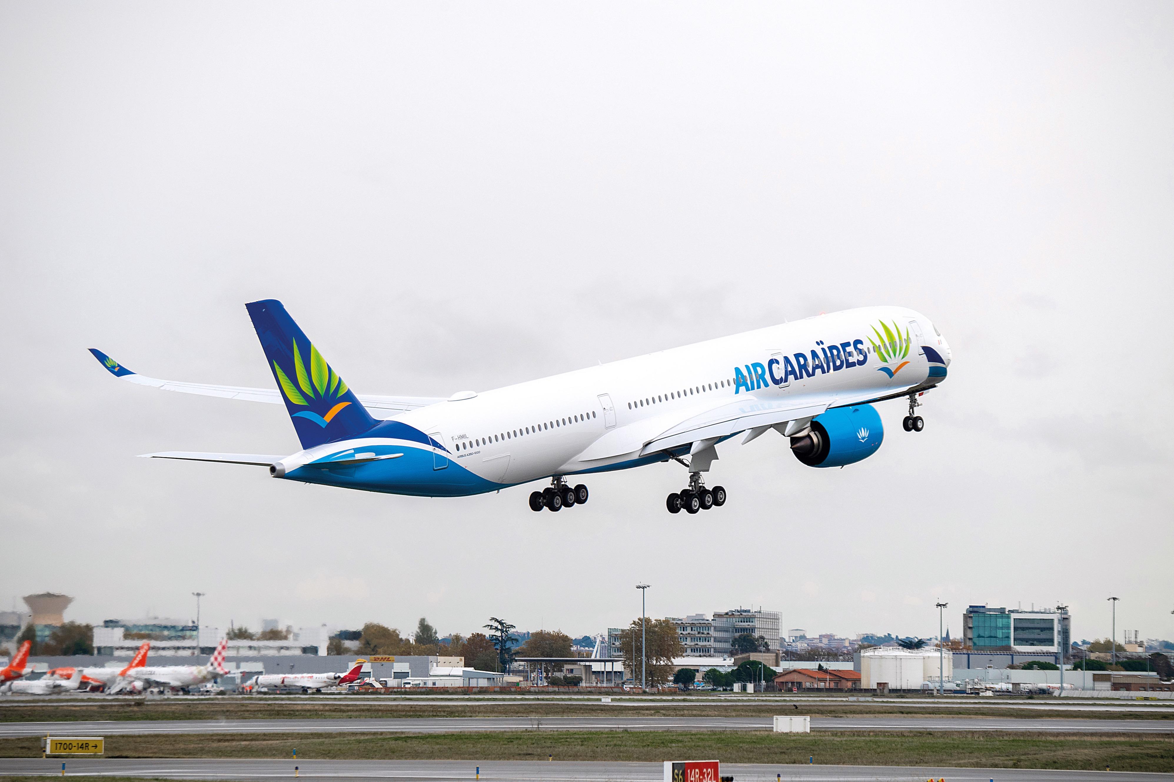 Air Caraïbes et French Bee déplorent l'aide prévue par l'Etat à Air France