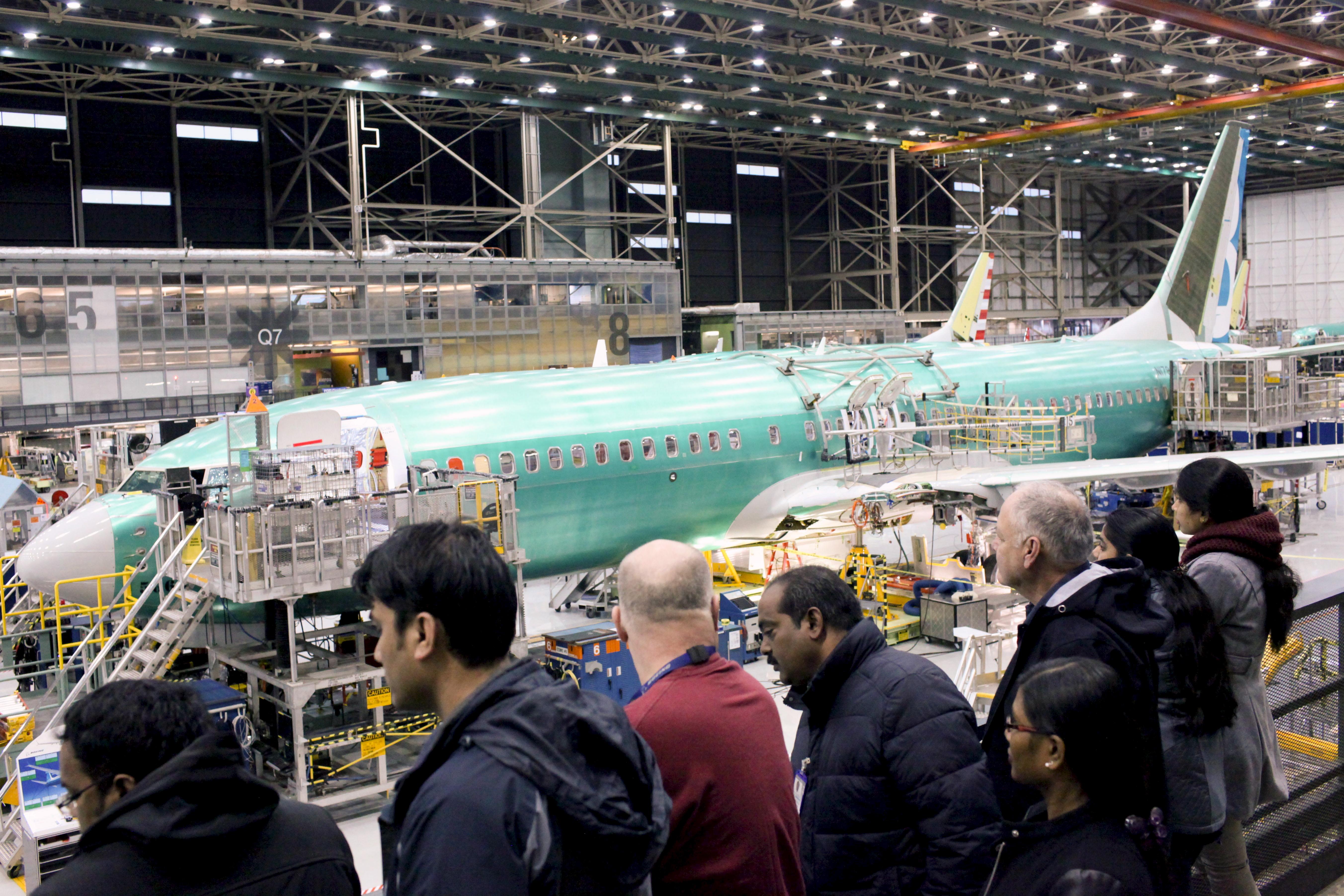 Boeing devrait supprimer jusqu'à 7.000 postes