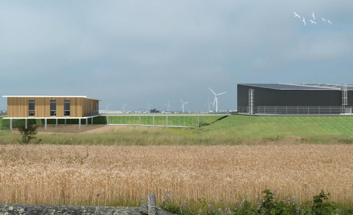 Lhyfe va produire de l'hydrogène vert avec des éoliennes