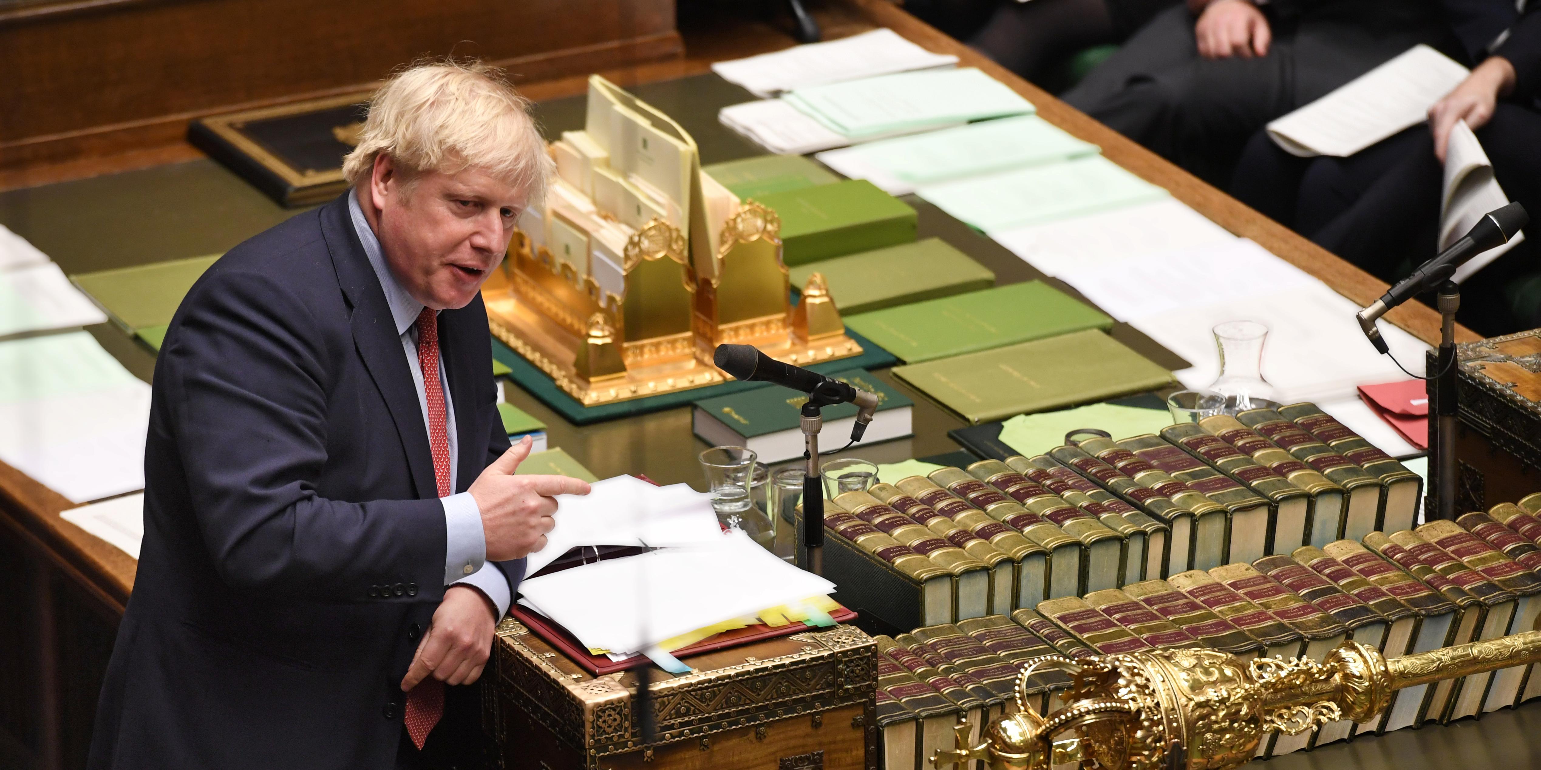 Brexit: BoJo obtient le feu vert définitif du Parlement et met fin à 3 ans et demi de psychodrame