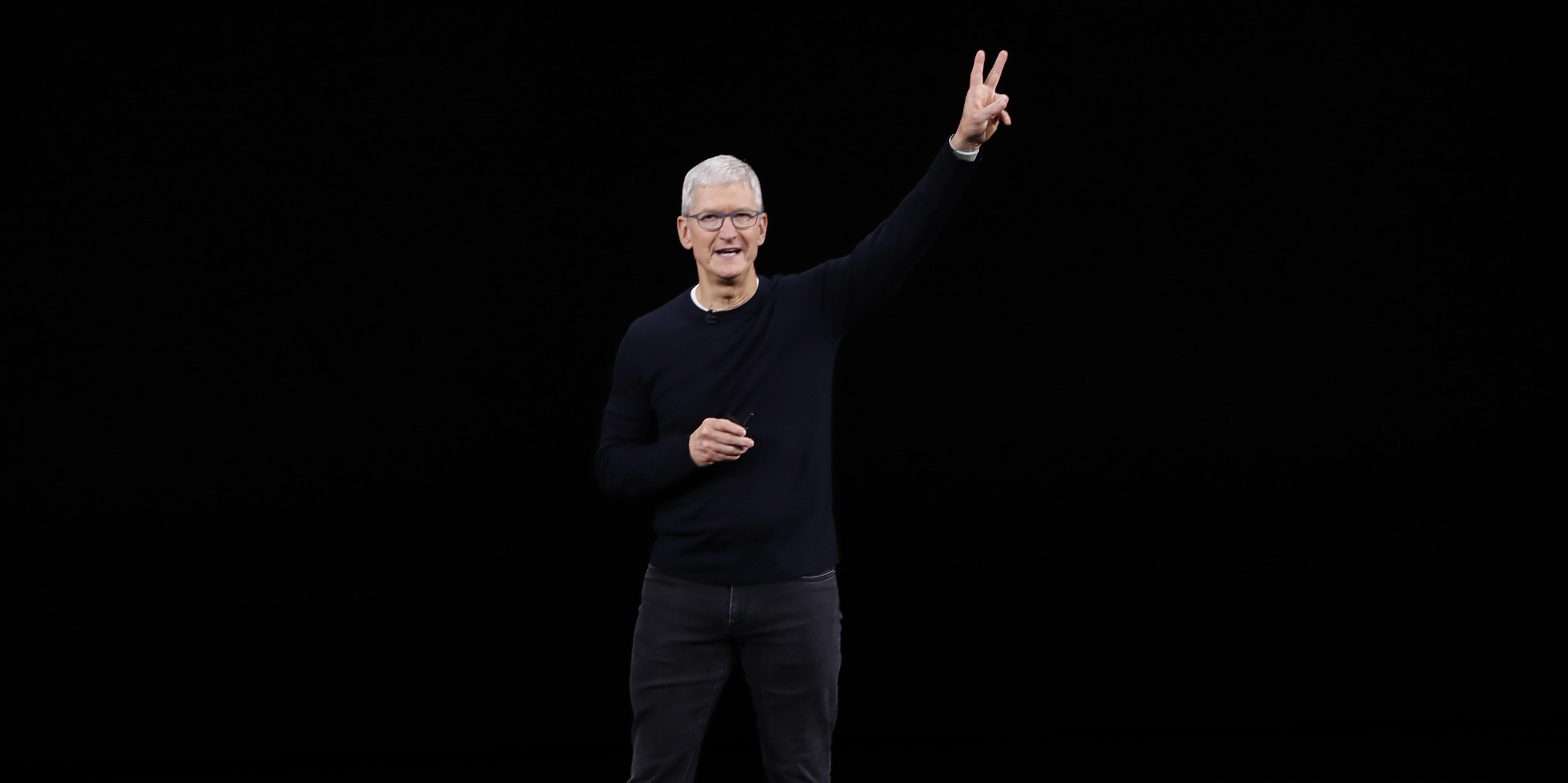 Dopé par l'iPhone, Apple engrange des profits historiques