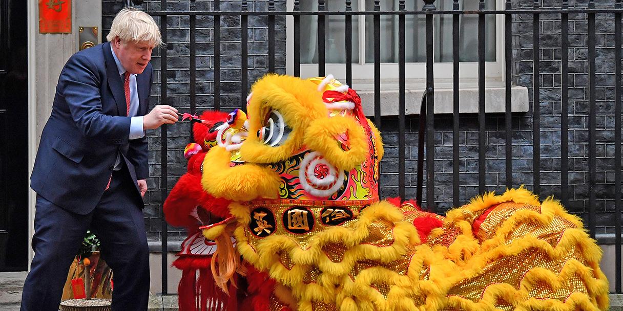 Boris Johnson rêve d'importer les recettes ultralibérales de Singapour