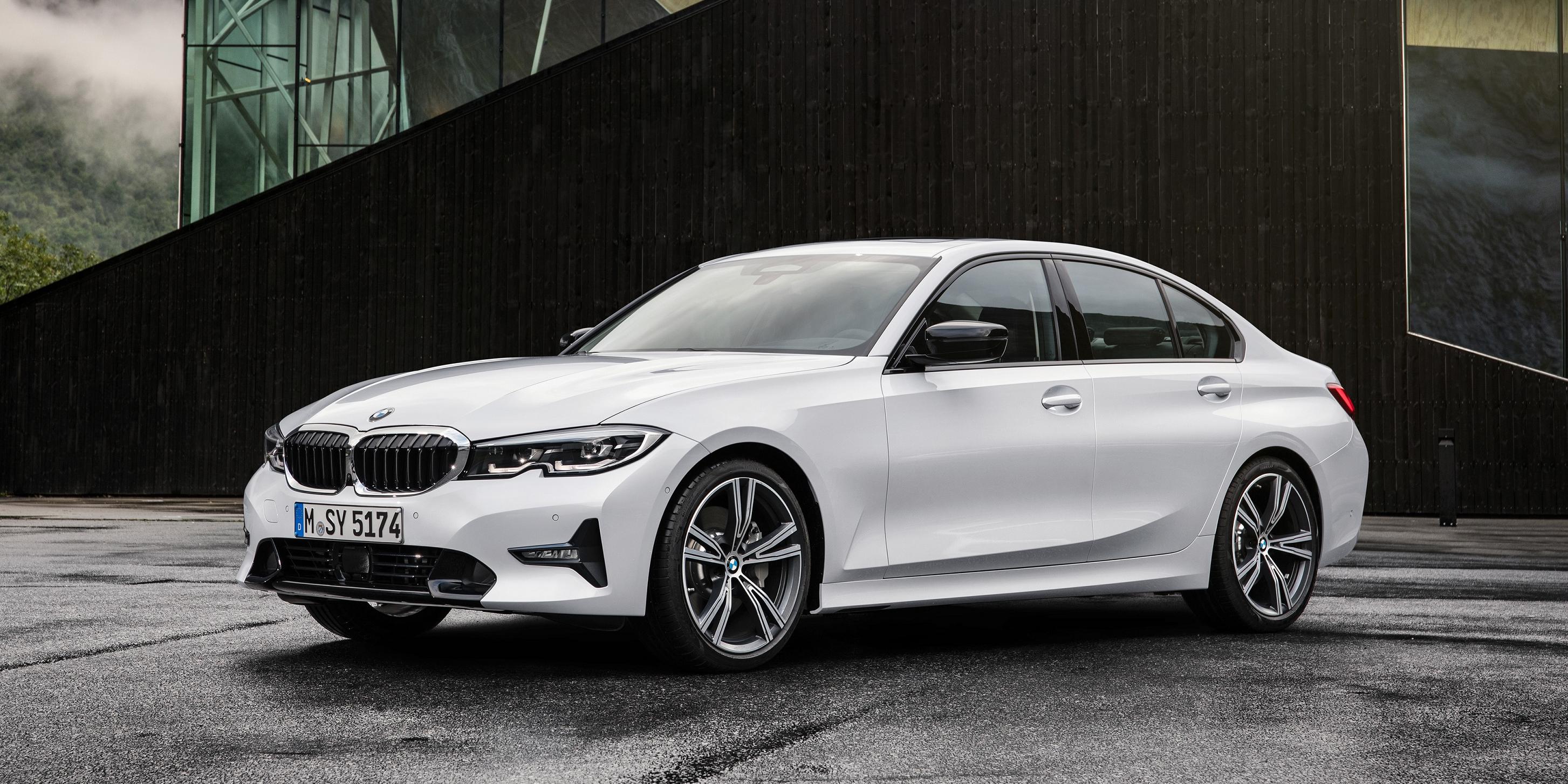 BMW Série 3: l'hybridation pour encore plus de conduite premium