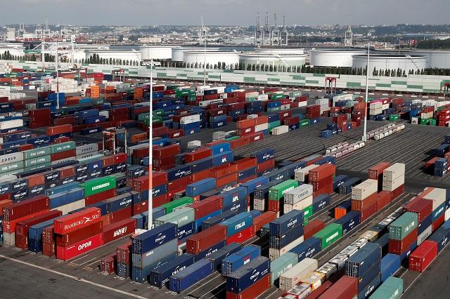 Le déficit commercial s'est réduit en 2019 malgré les tensions