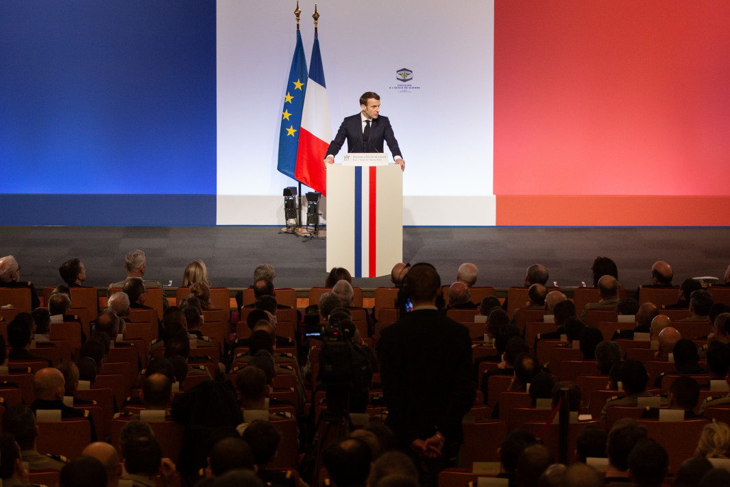 Dissuasion nucléaire : les quatre convictions d'Emmanuel Macron