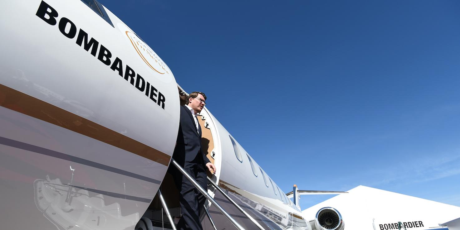 Plombé par sa dette, l'avenir du constructeur canadien Bombardier est incertain