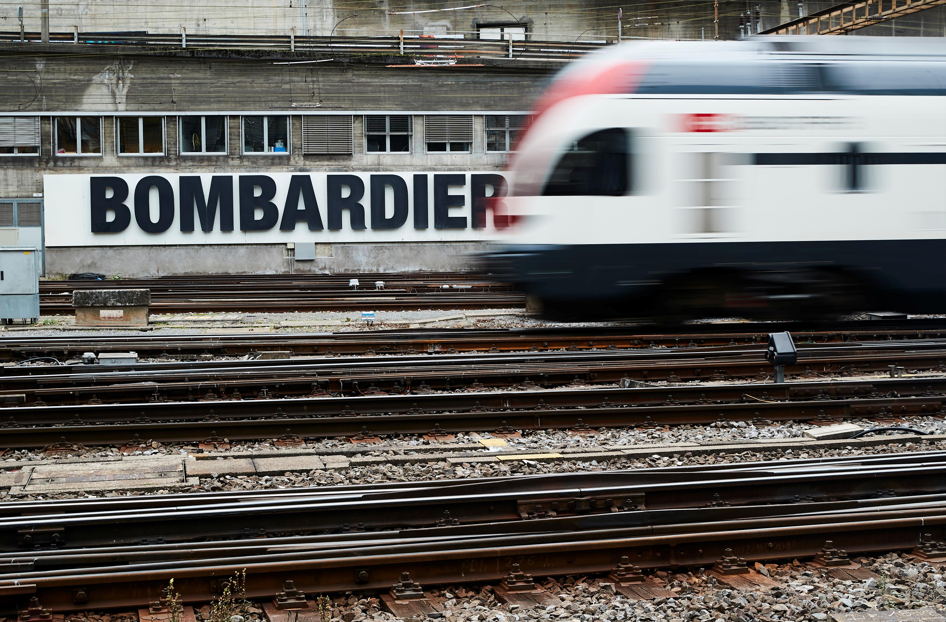 Alstom confirme plancher sur le rachat de Bombardier