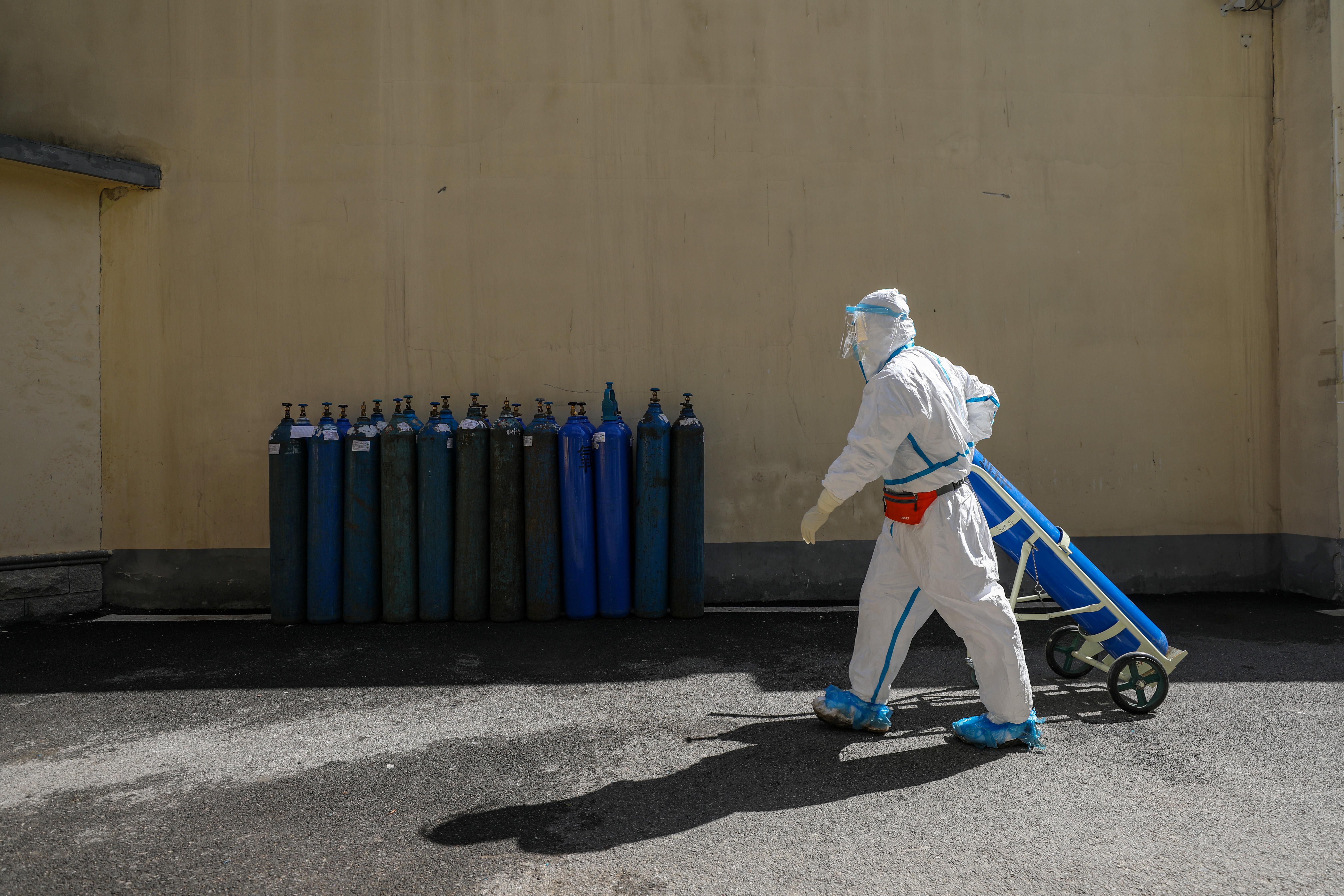 A Wuhan, berceau du coronavirus, la vie reprend son cours
