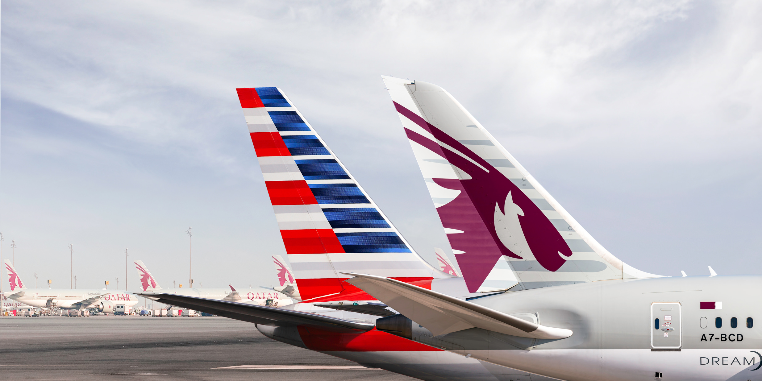 American Airlines et Qatar Airways enterrent la hache de guerre