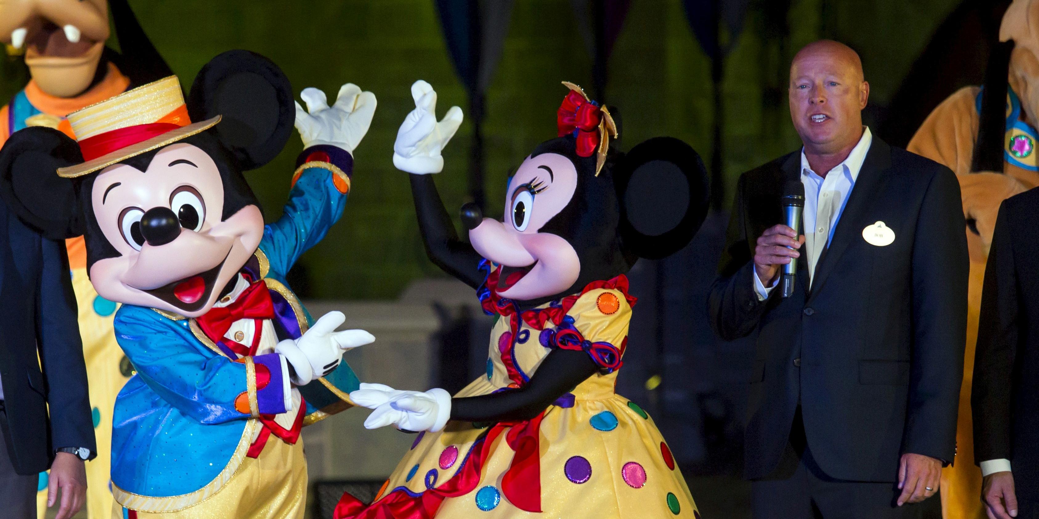Qui est Bob Chapek, le nouveau boss de Disney ?