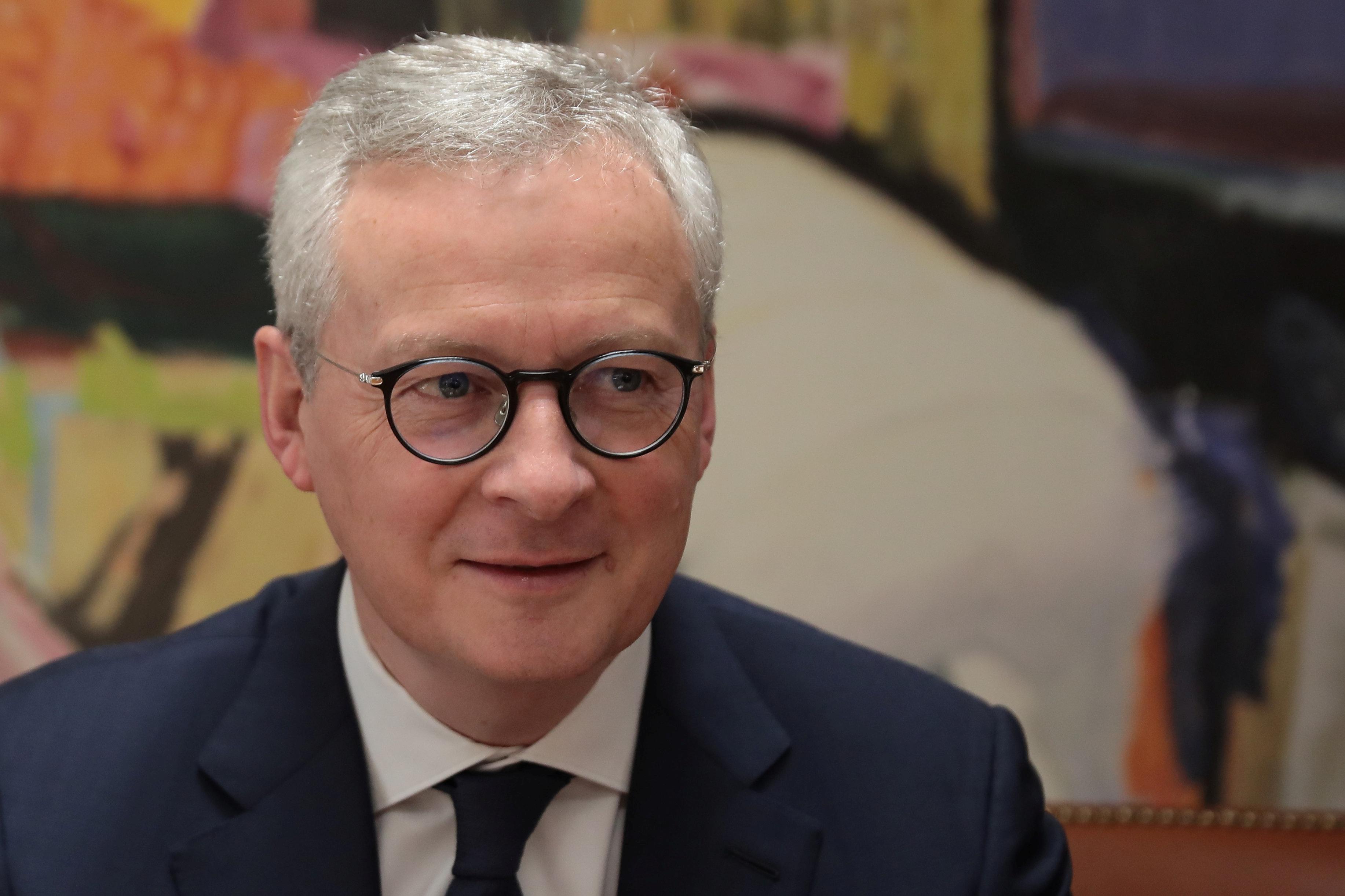 Baisse des impôts de production : Bruno Le Maire veut rassurer les régions