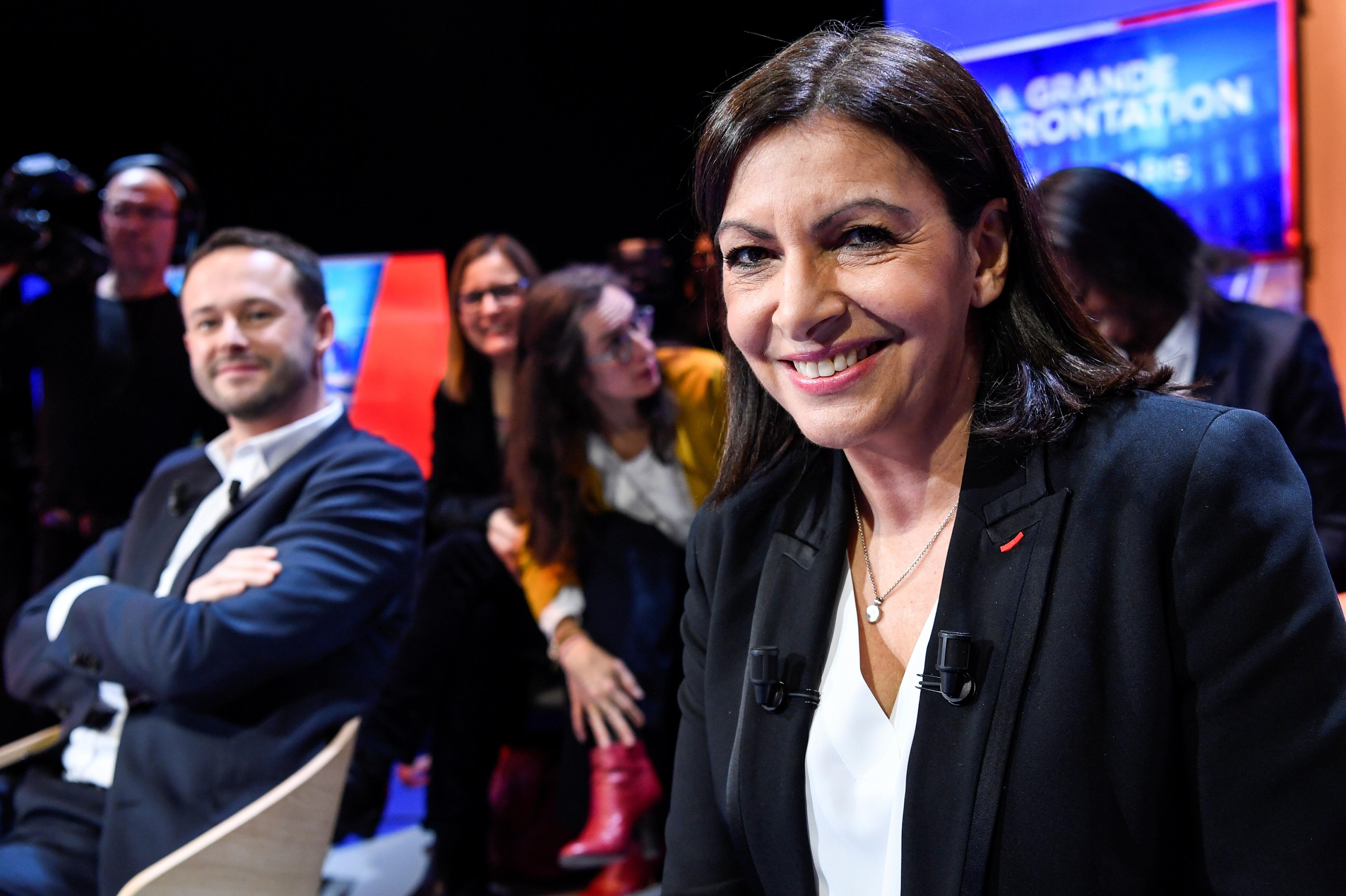 A Paris, Hidalgo devance largement Rachida Dati et Agnès Buzyn
