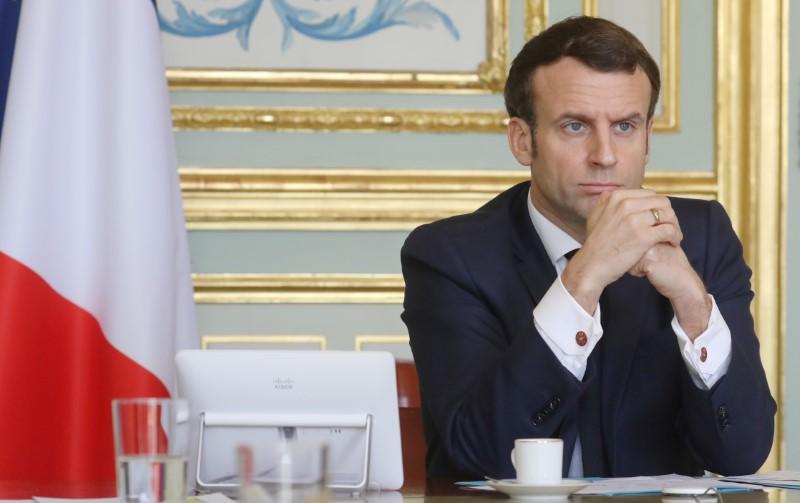 """Coronavirus: Macron en appelle à la """"solidarité"""" budgétaire européenne"""