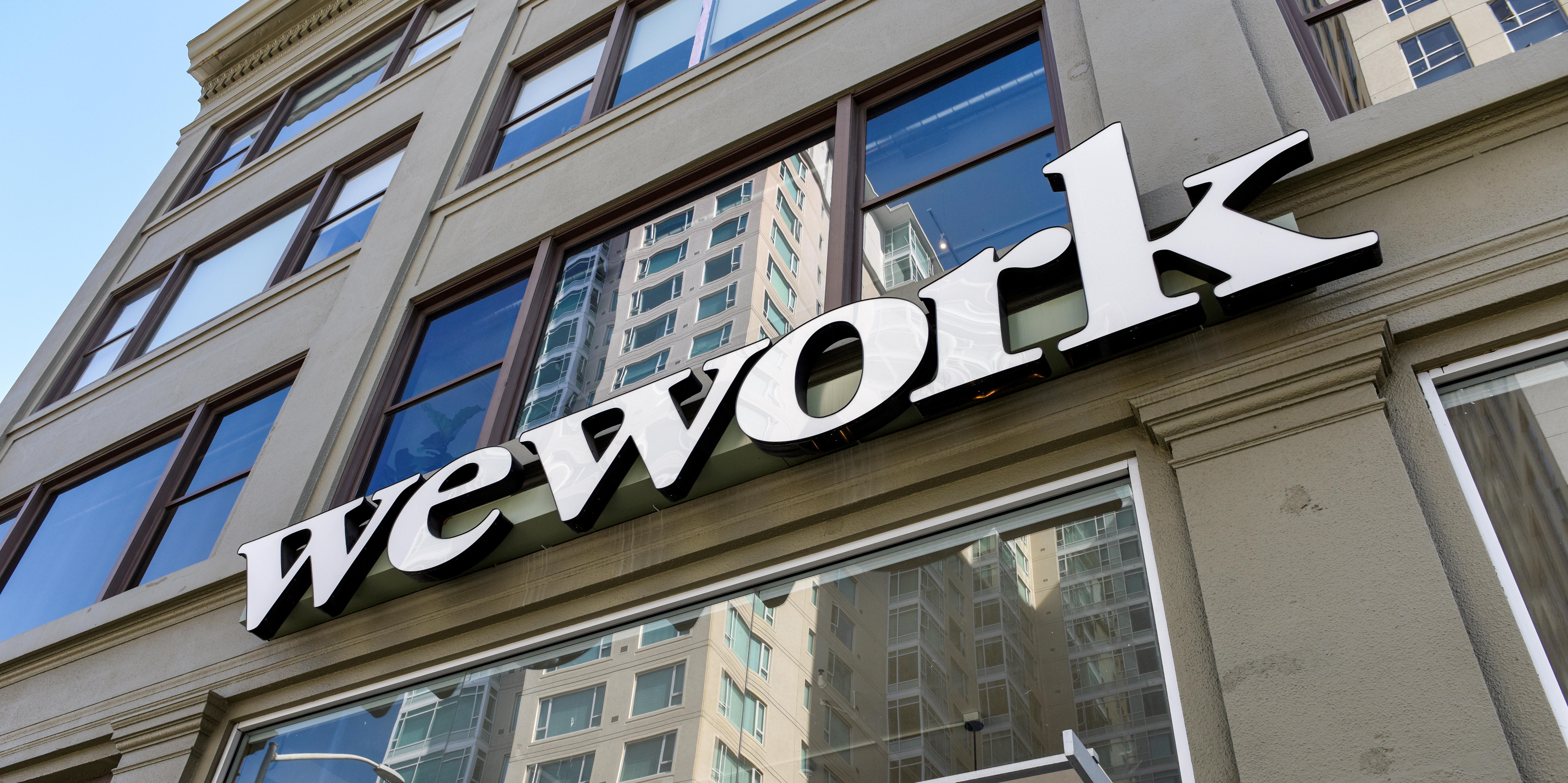 En pleine crise du coronavirus, WeWork navigue en eaux troubles