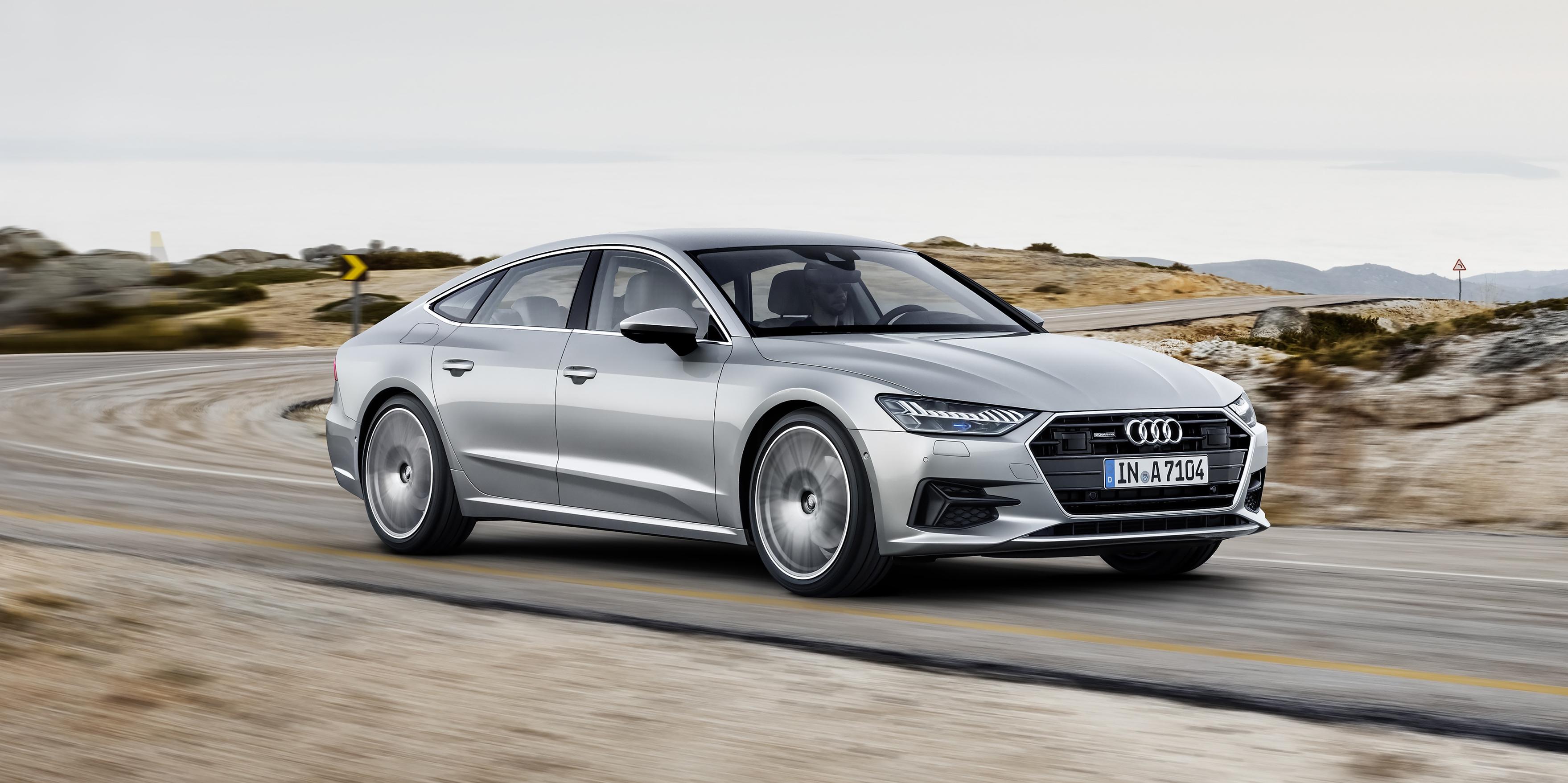 Audi A7 : la voiture statutaire par essence... et électrifiée