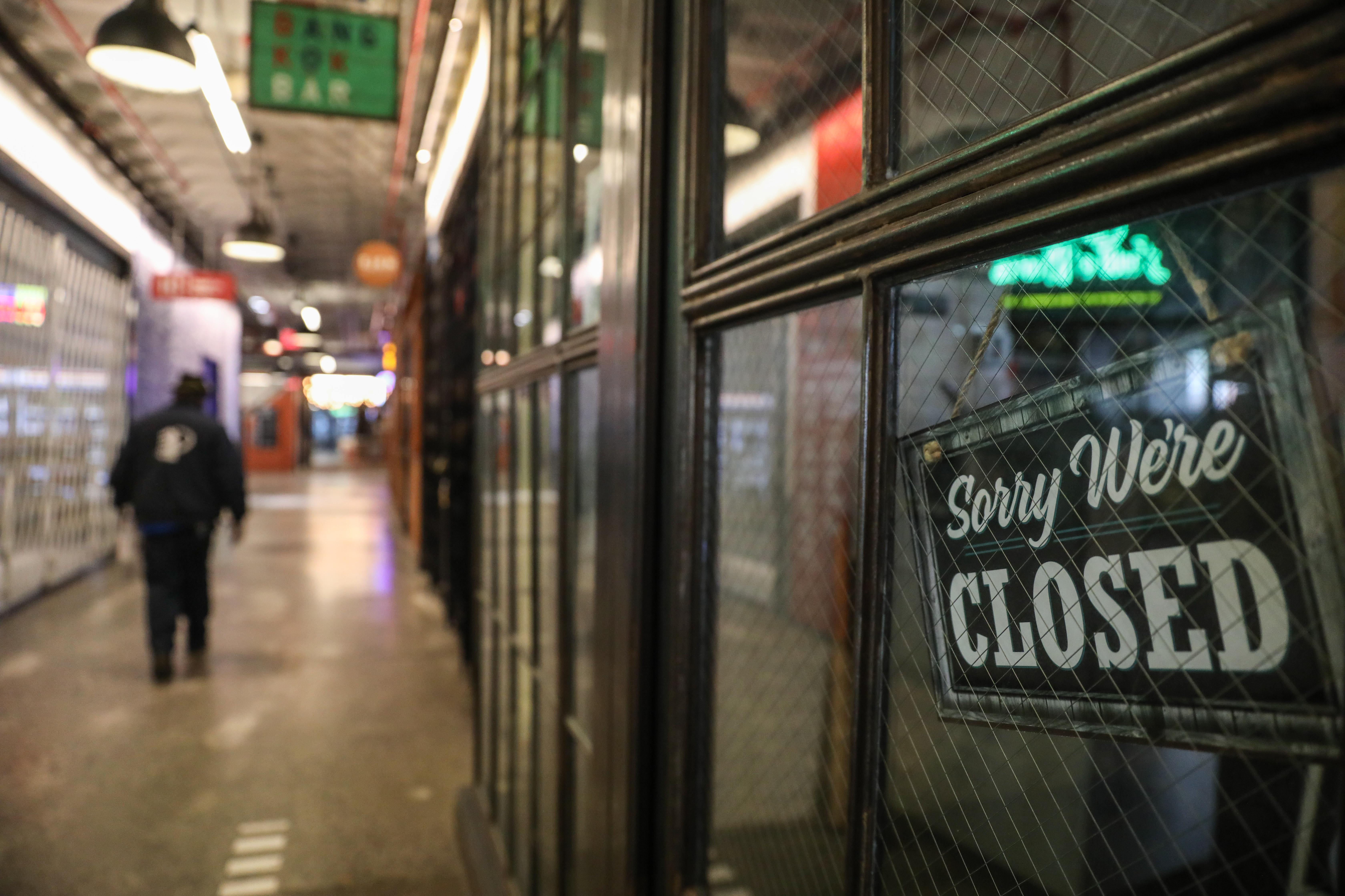 6,6 millions de chômeurs supplémentaires en une semaine aux Etats-Unis, nouveau record