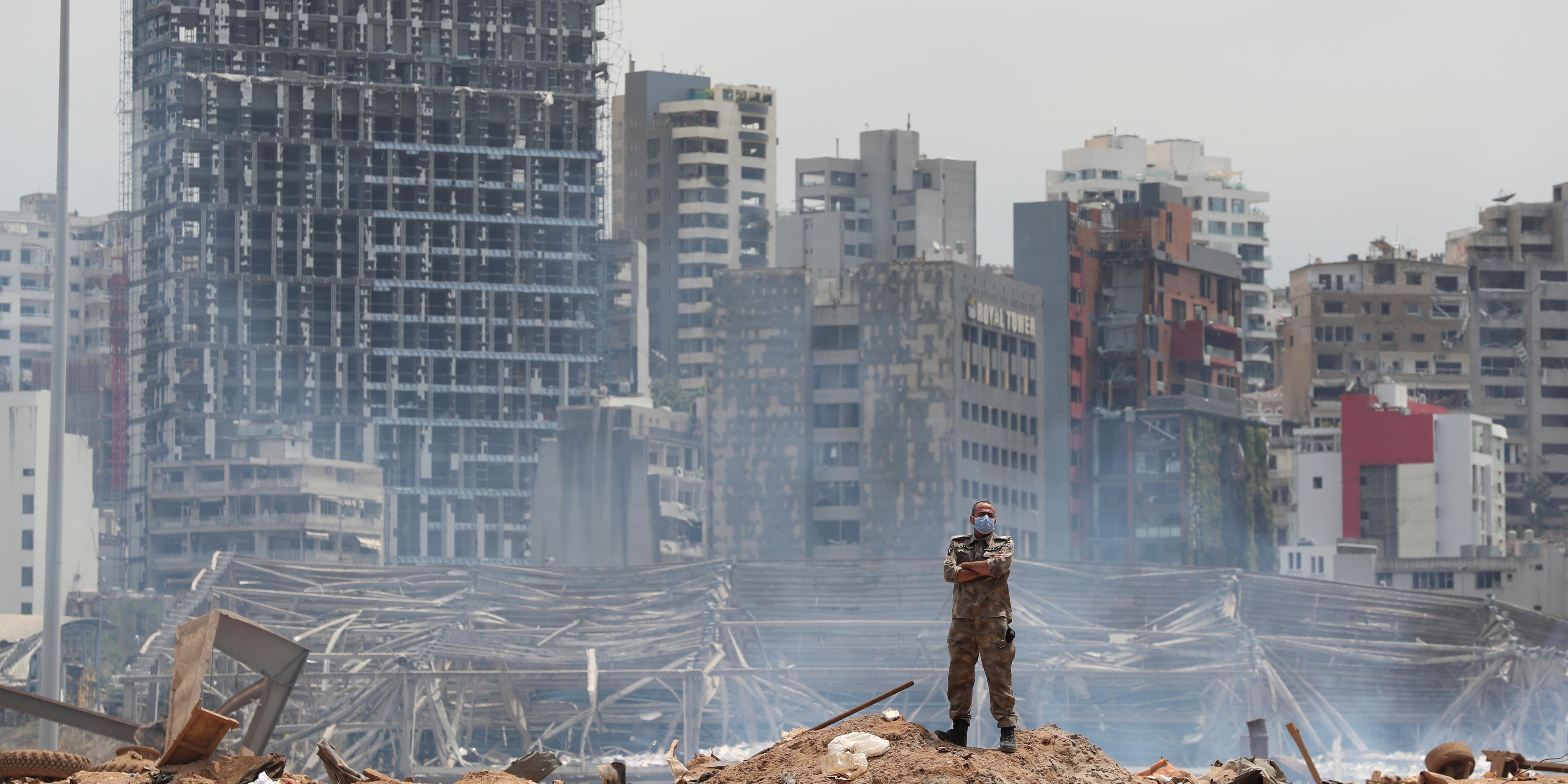 Liban : la Commission européenne ajoute 30 millions d'euros pour l'aide d'urgence